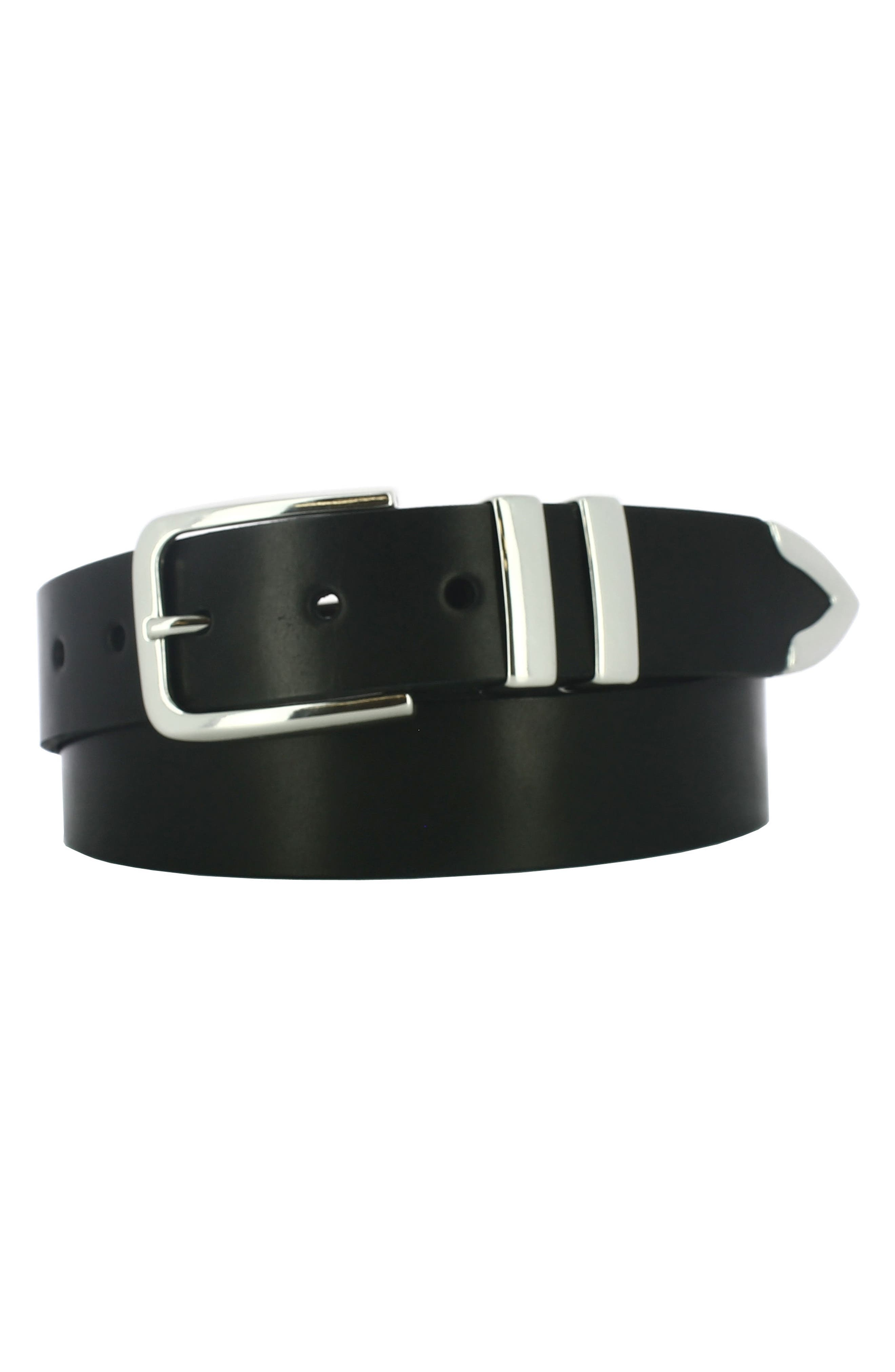 Alternate Image 1 Selected - Remo Tulliani Archer Leather Belt