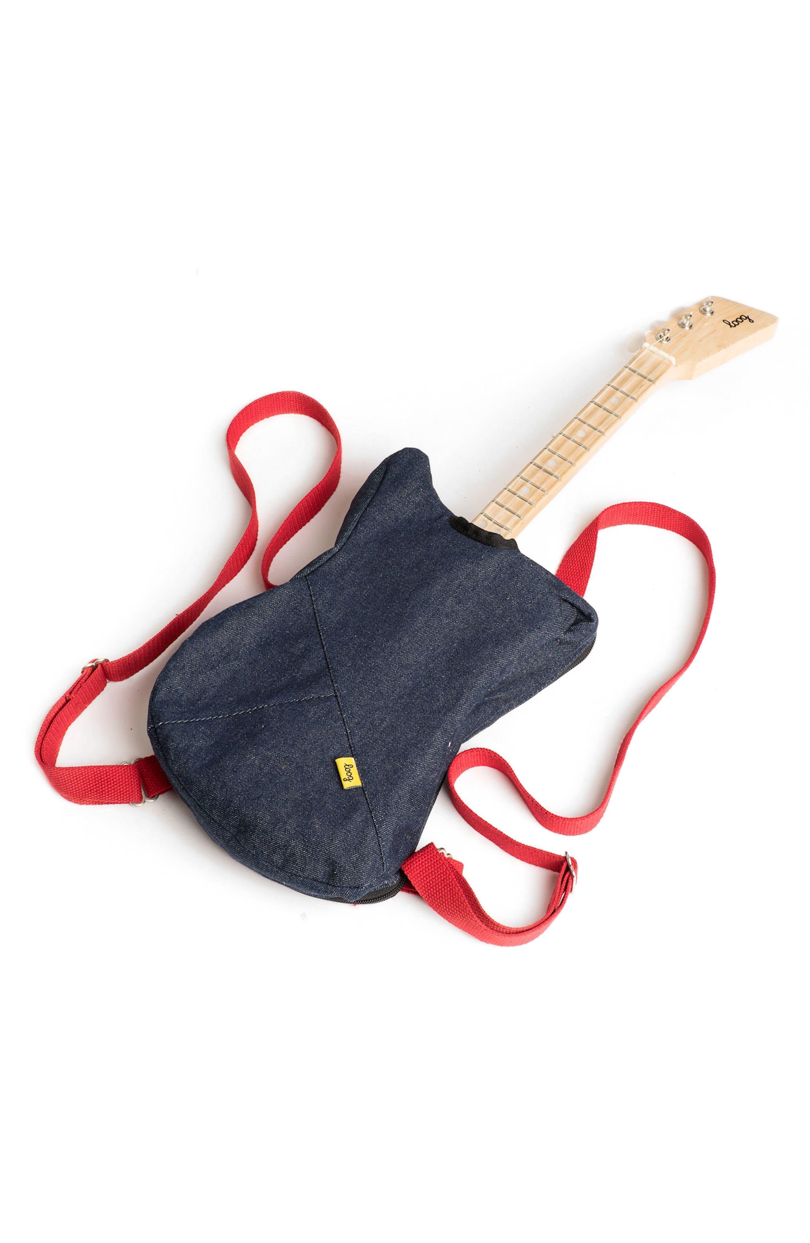 Loog Guitar Backpack Case