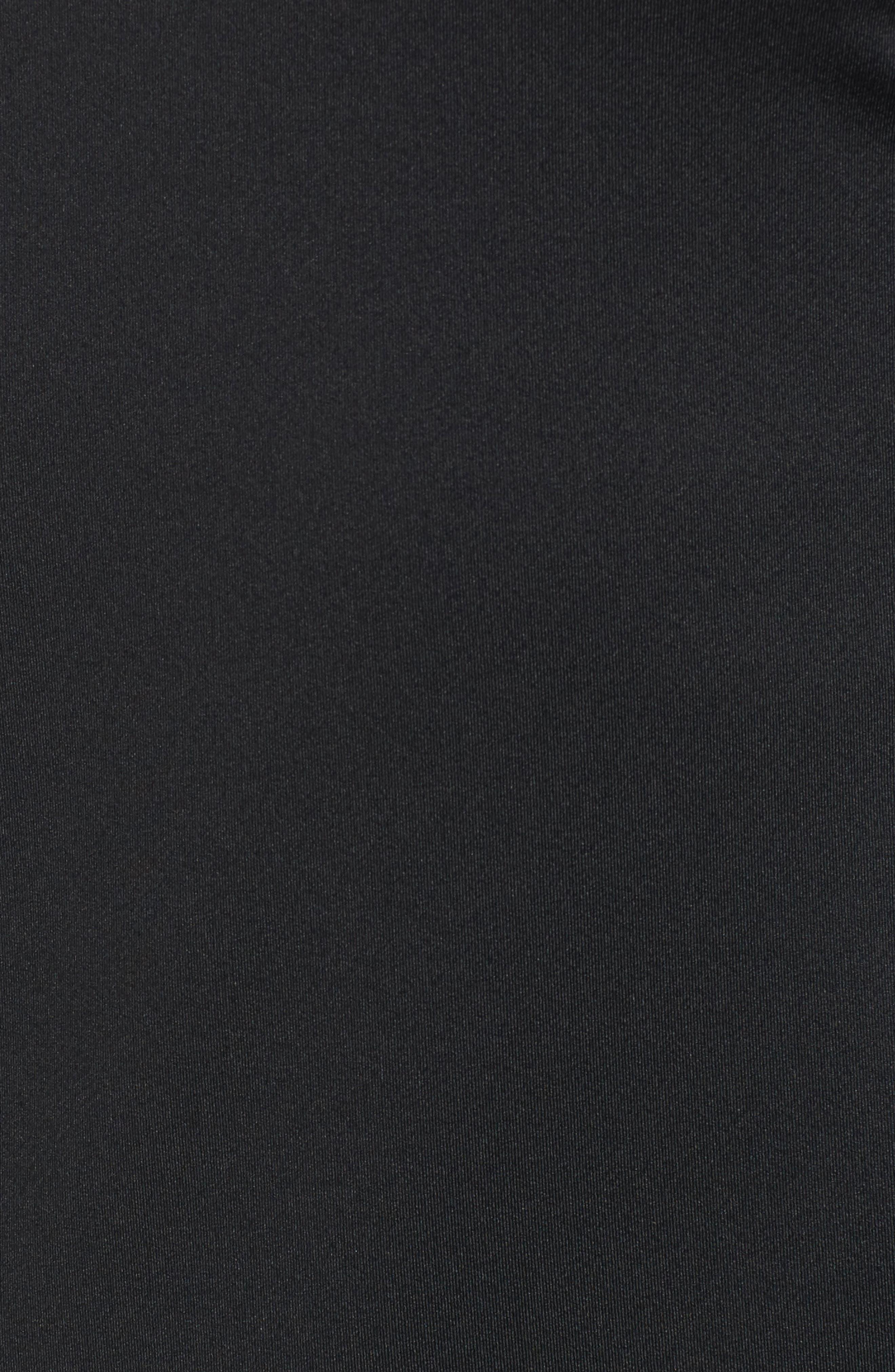 Pro Long Sleeve Training T-Shirt,                             Alternate thumbnail 5, color,                             Black/ Cool Grey/ Cool Grey