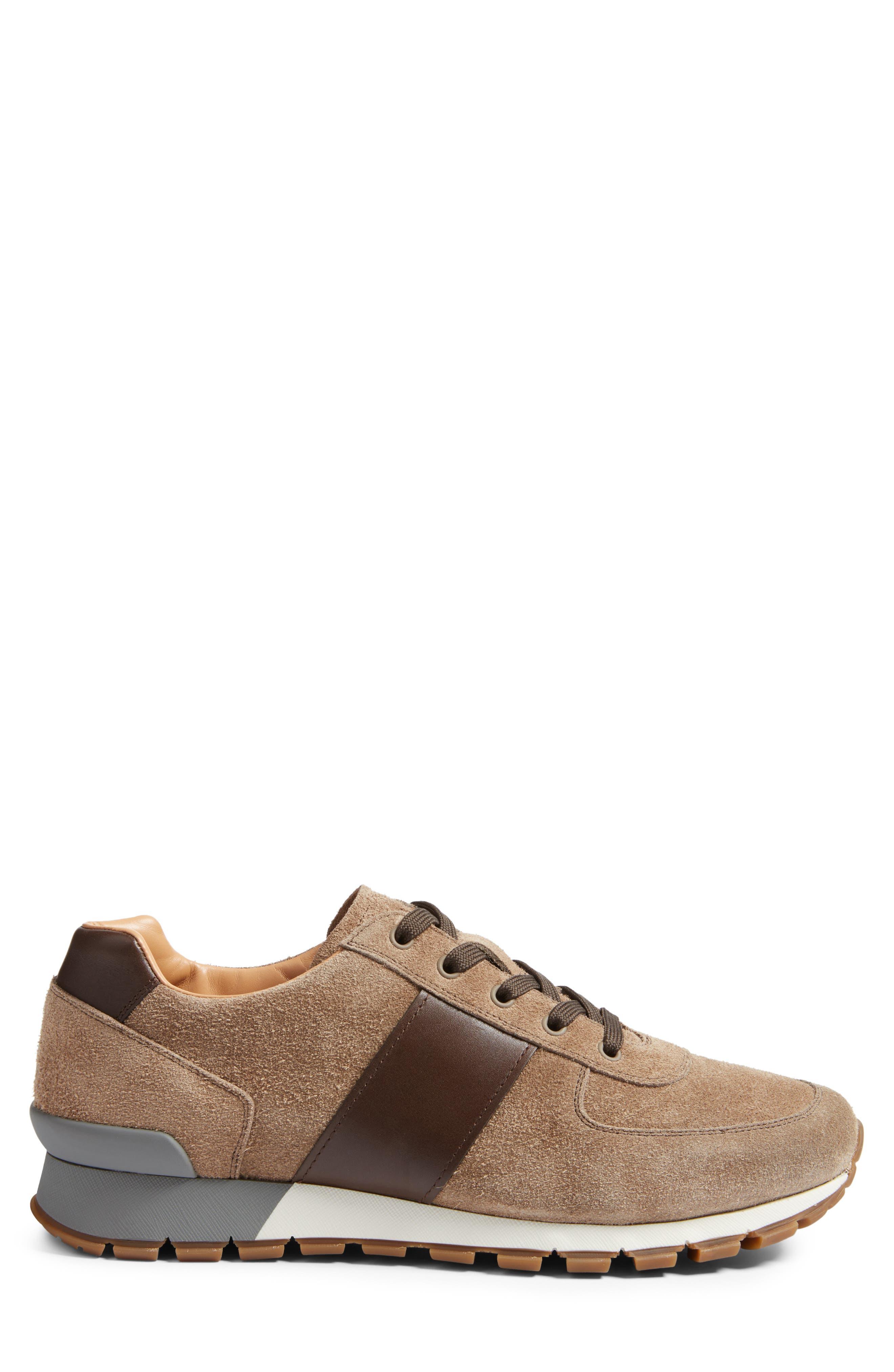 Alternate Image 3  - Prada Sneaker (Men)