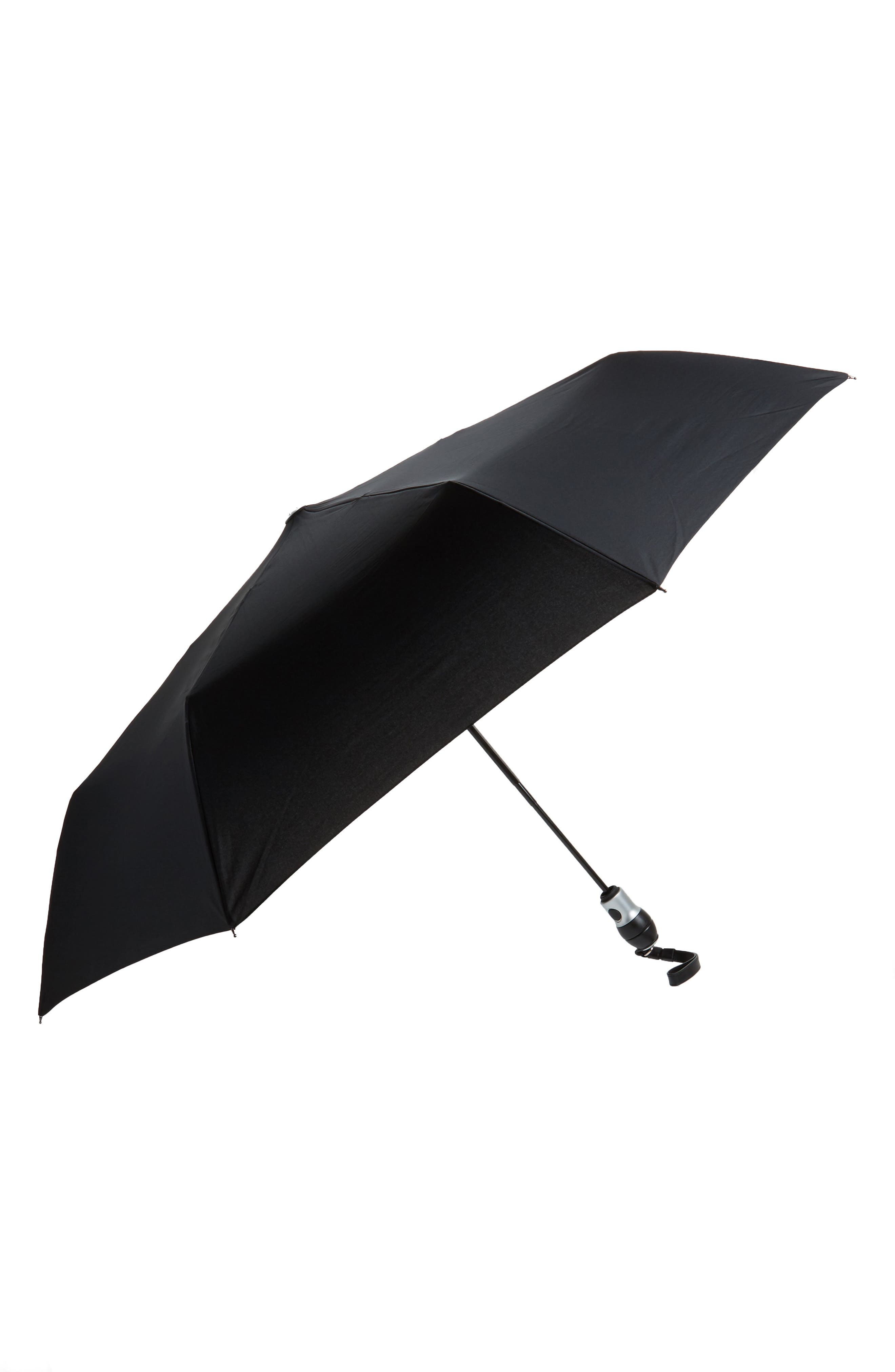 Large Umbrella,                         Main,                         color, Classic Black