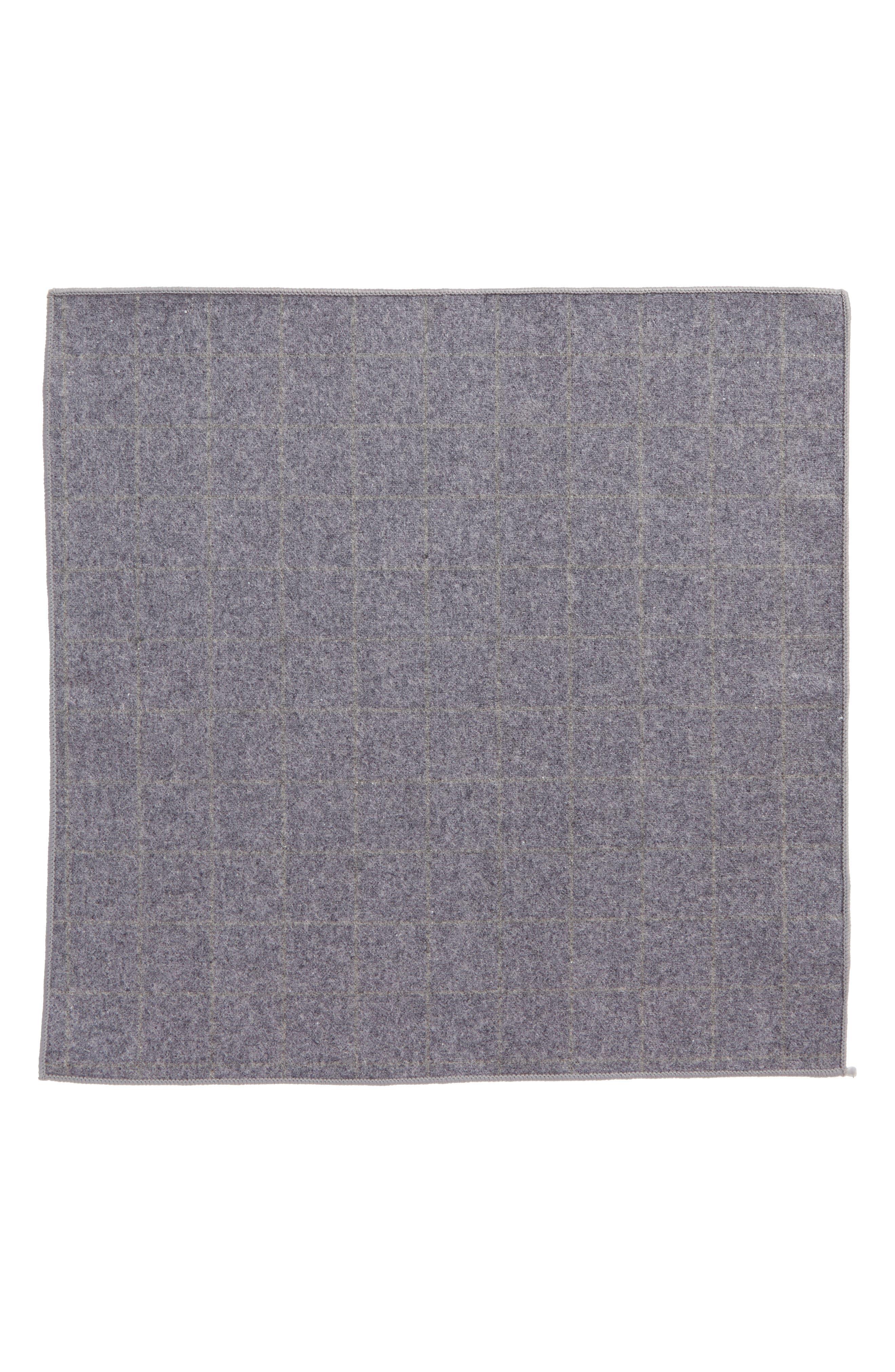 Alternate Image 3  - The Tie Bar Flannel Pocket Square