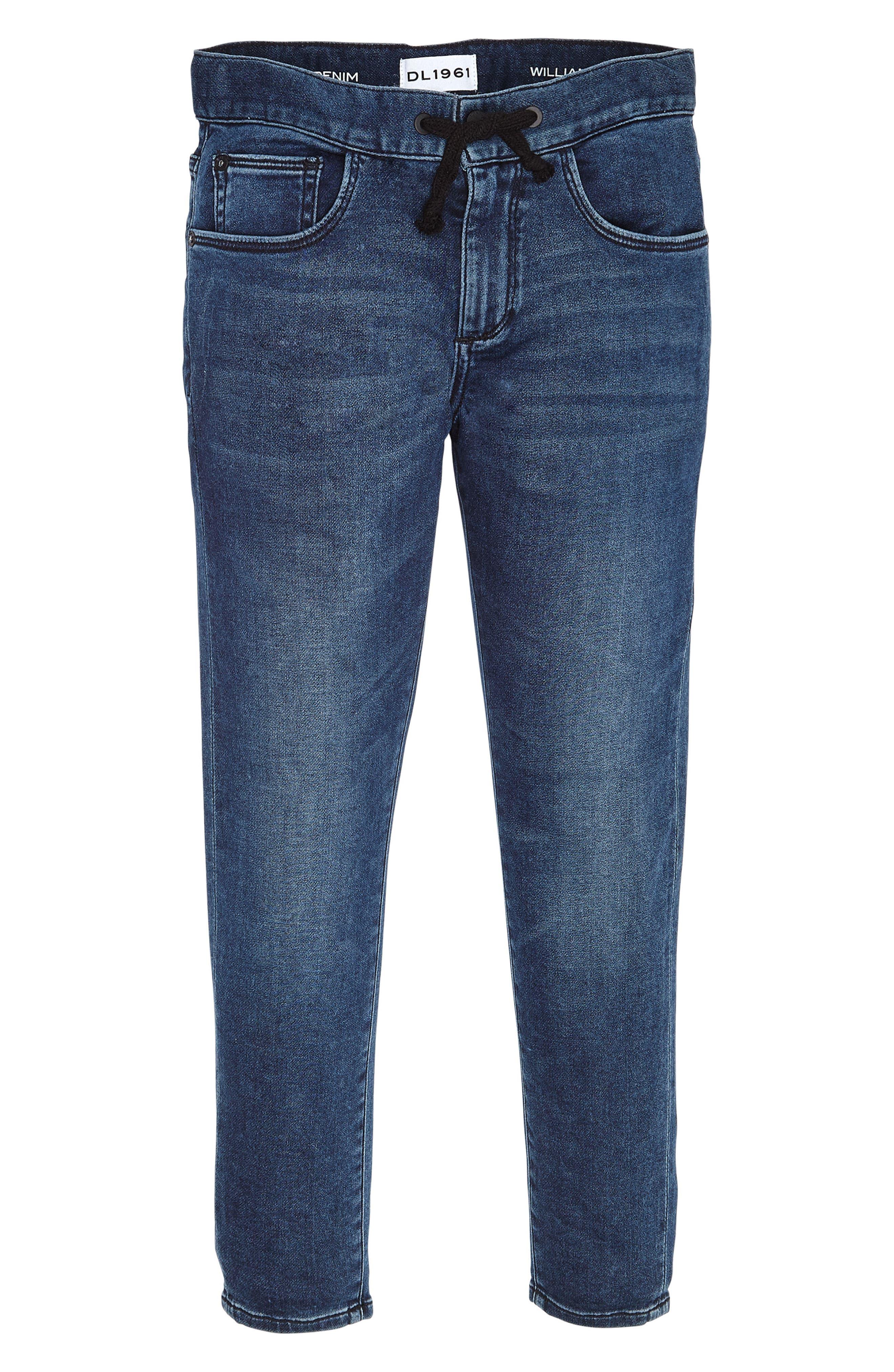 DL1961 William Drawstring Jeans (Toddler Boys & Little Boys)