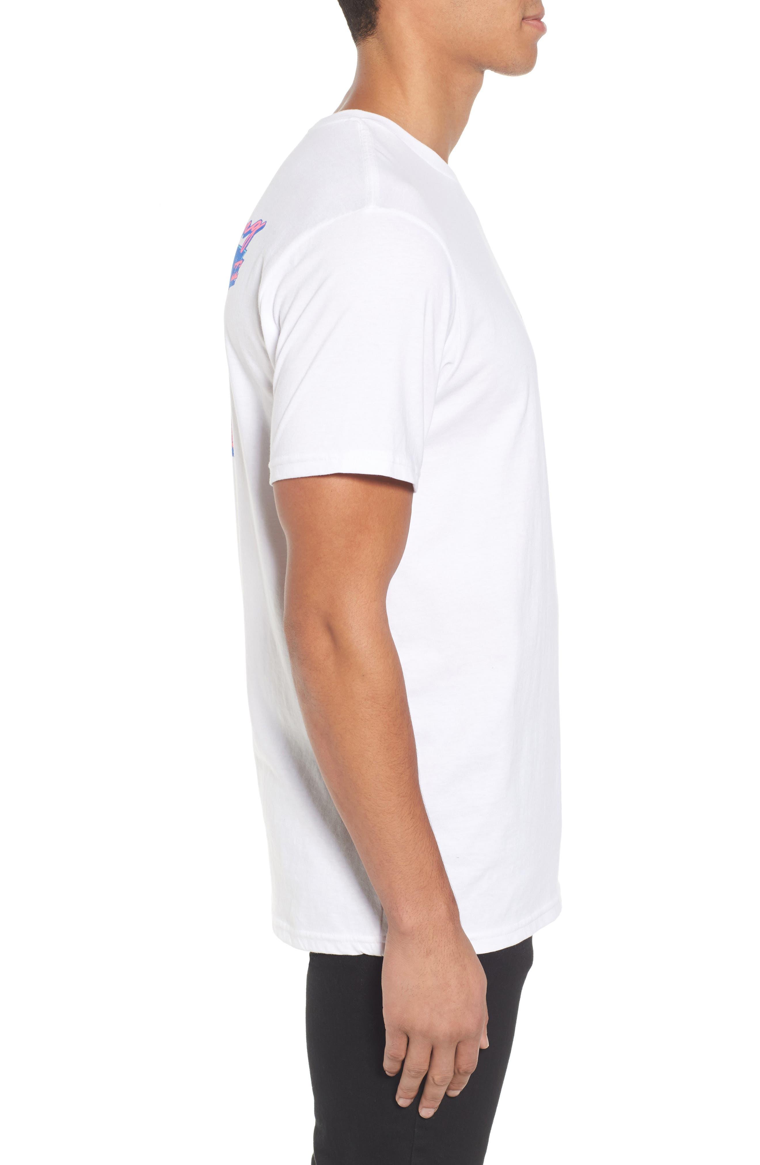 Pigdog T-Shirt,                             Alternate thumbnail 3, color,                             White