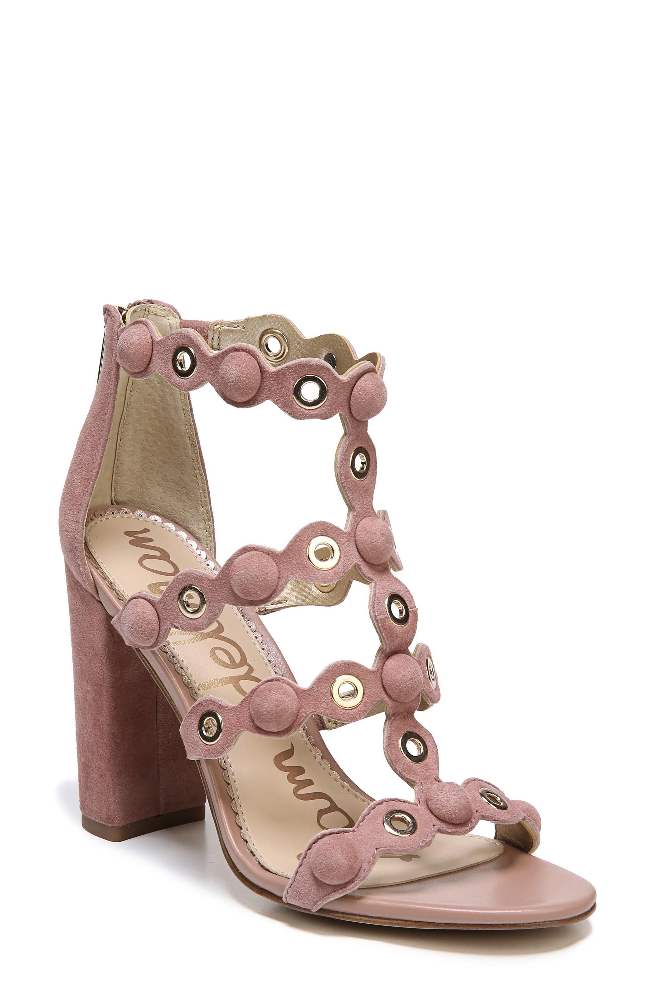 Alternate Image 1 Selected - Sam Edelman Yuli Grommet Sandal (Women)