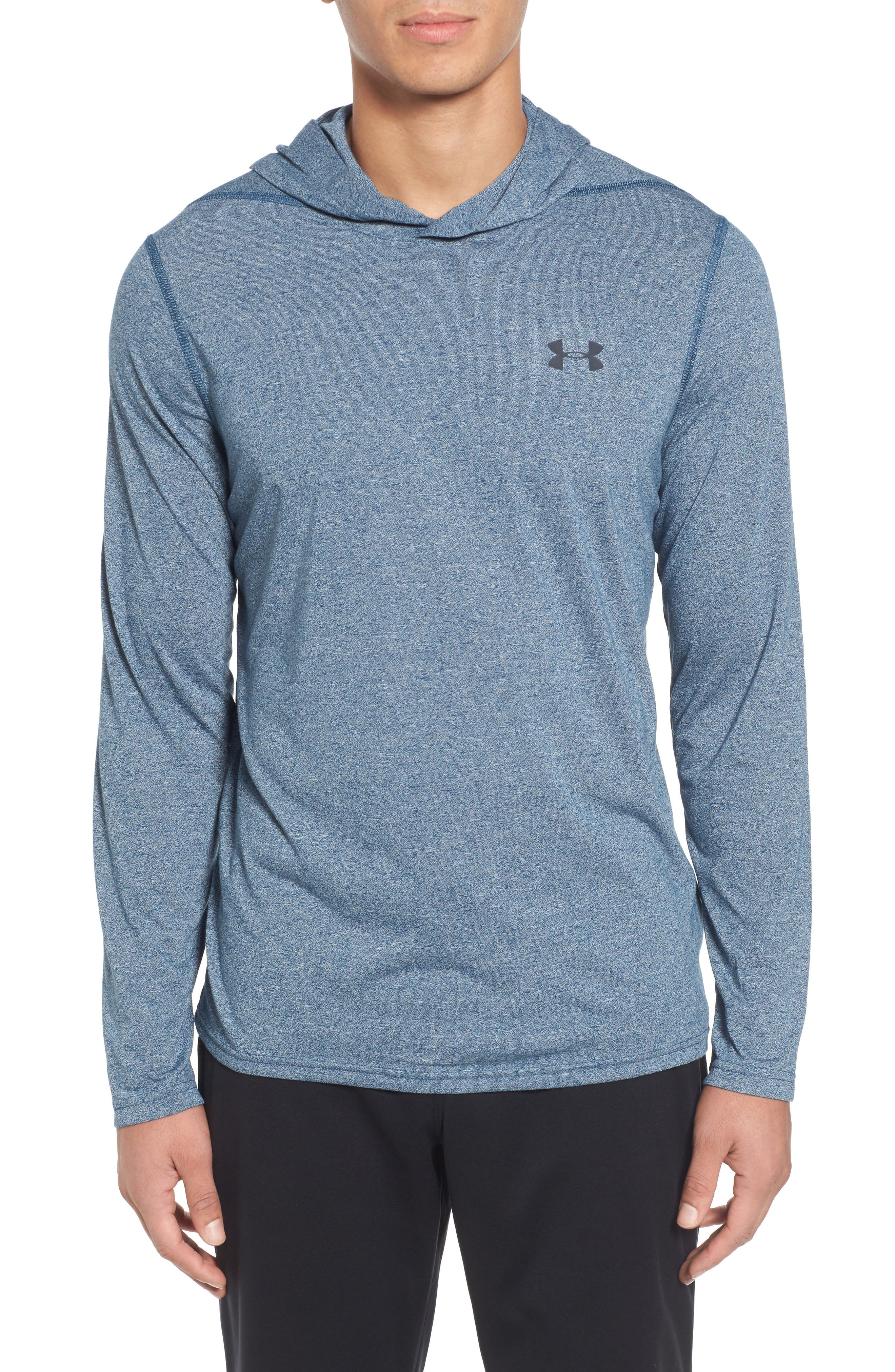 Under Armour Regular Fit Threadborne Hoodie