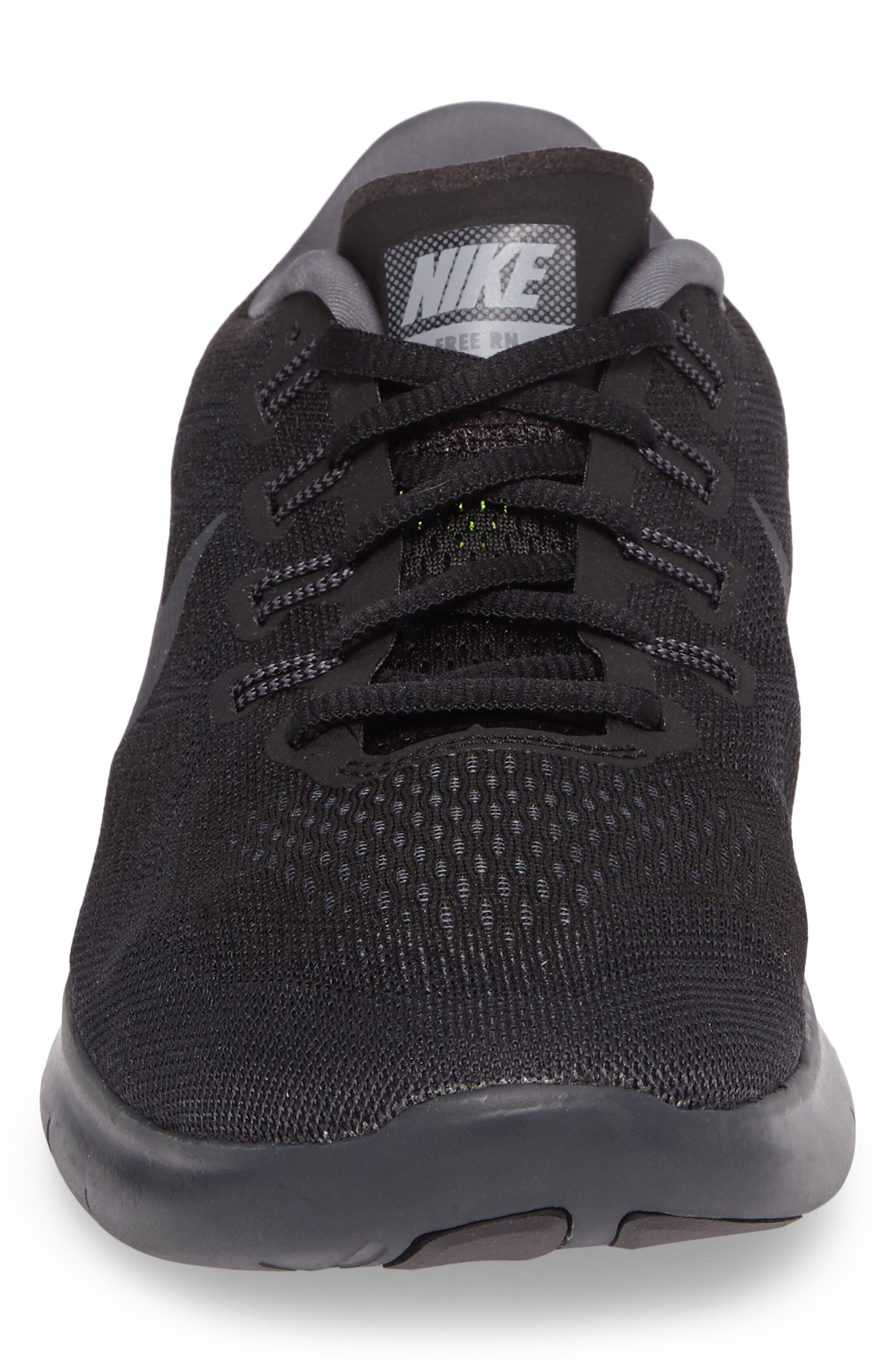Alternate Image 4  - Nike Free Run 2017 Running Shoe (Men)