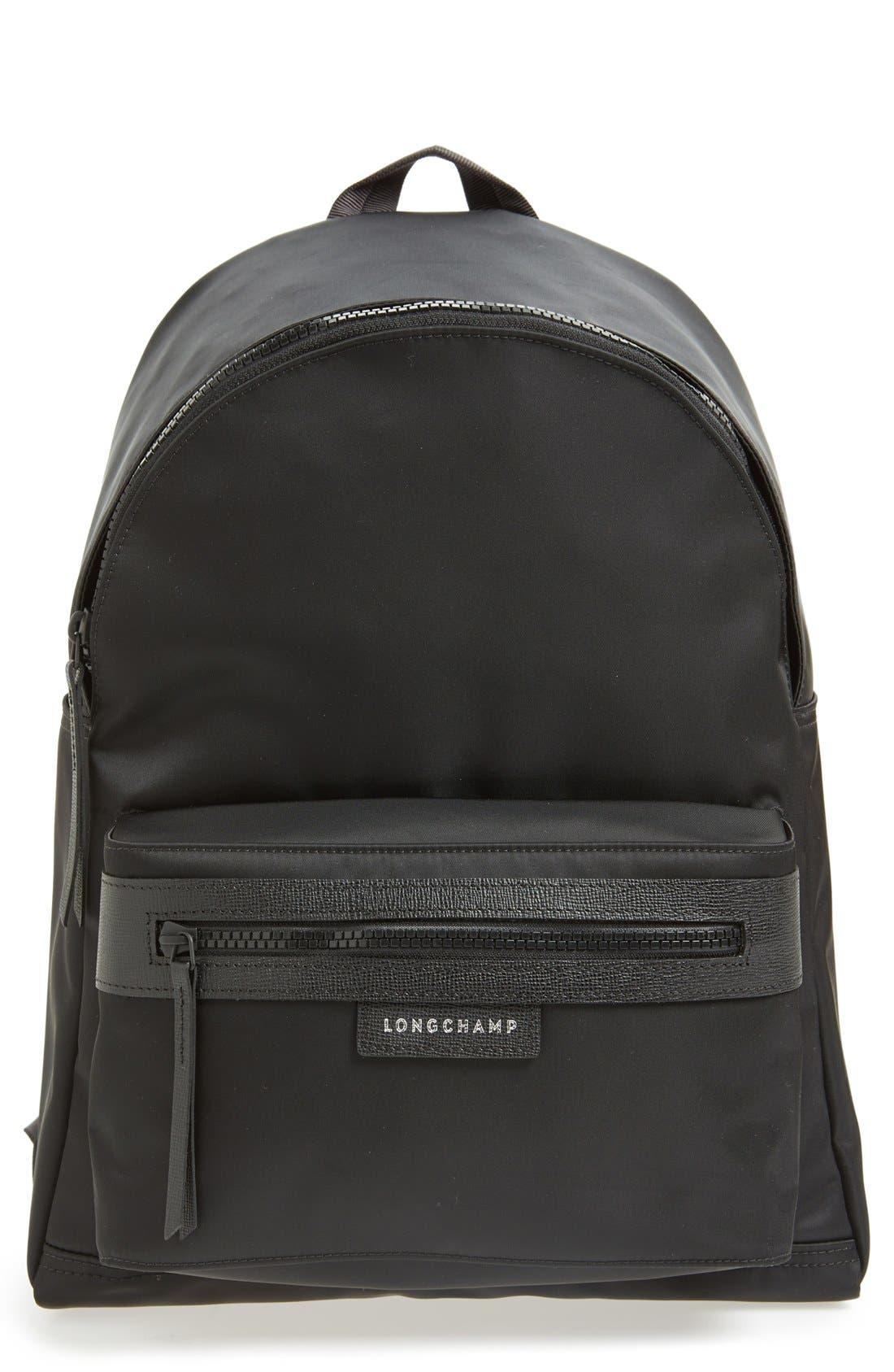 Main Image - Longchamp 'Le Pliage Neo' Nylon Backpack