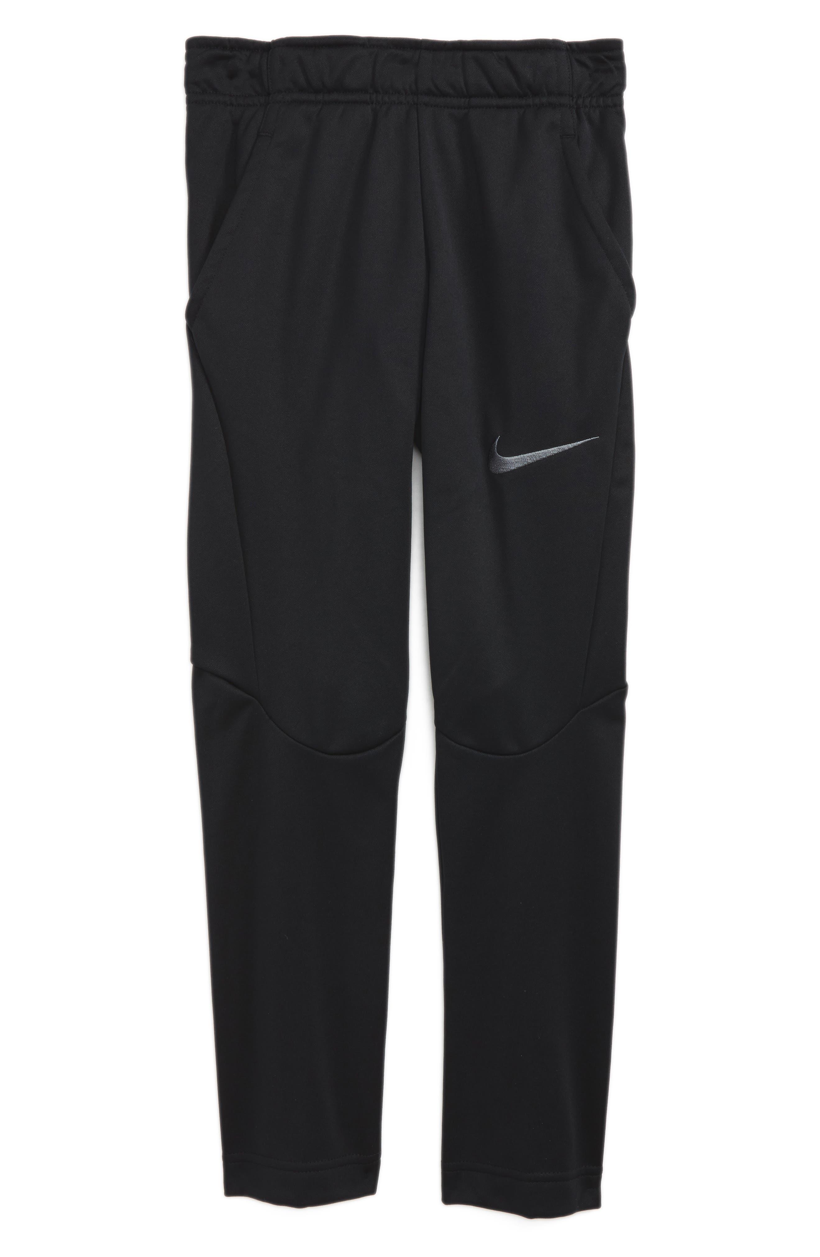 Alternate Image 1 Selected - Nike Therma-FIT Training Pants (Little Boys & Big Boys)