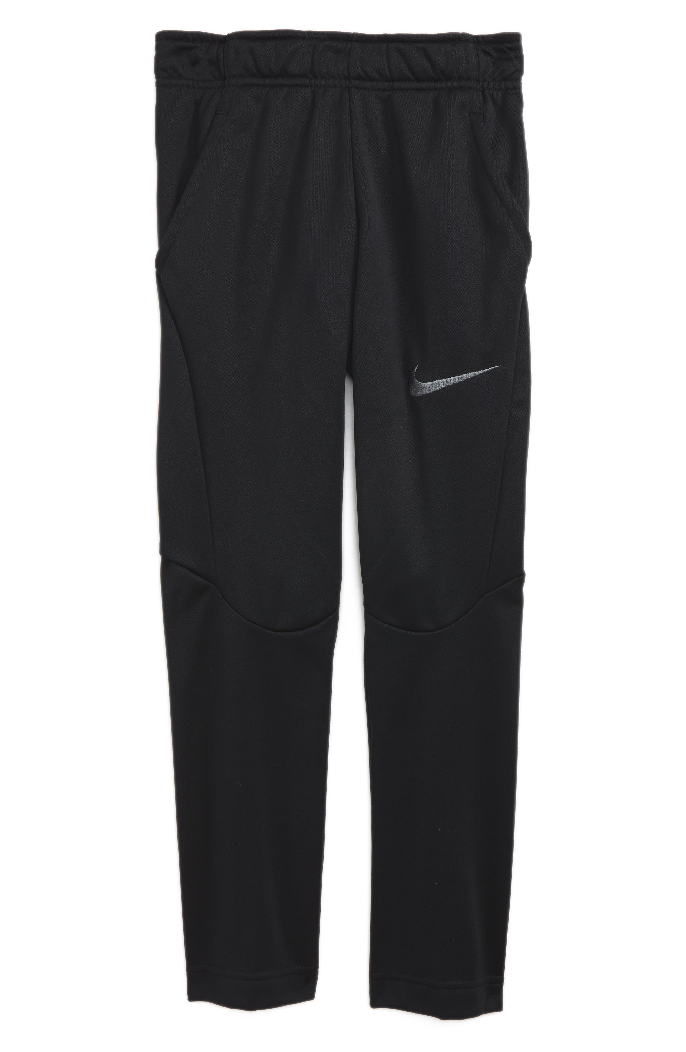 Therma-FIT Training Pants,                         Main,                         color, Black