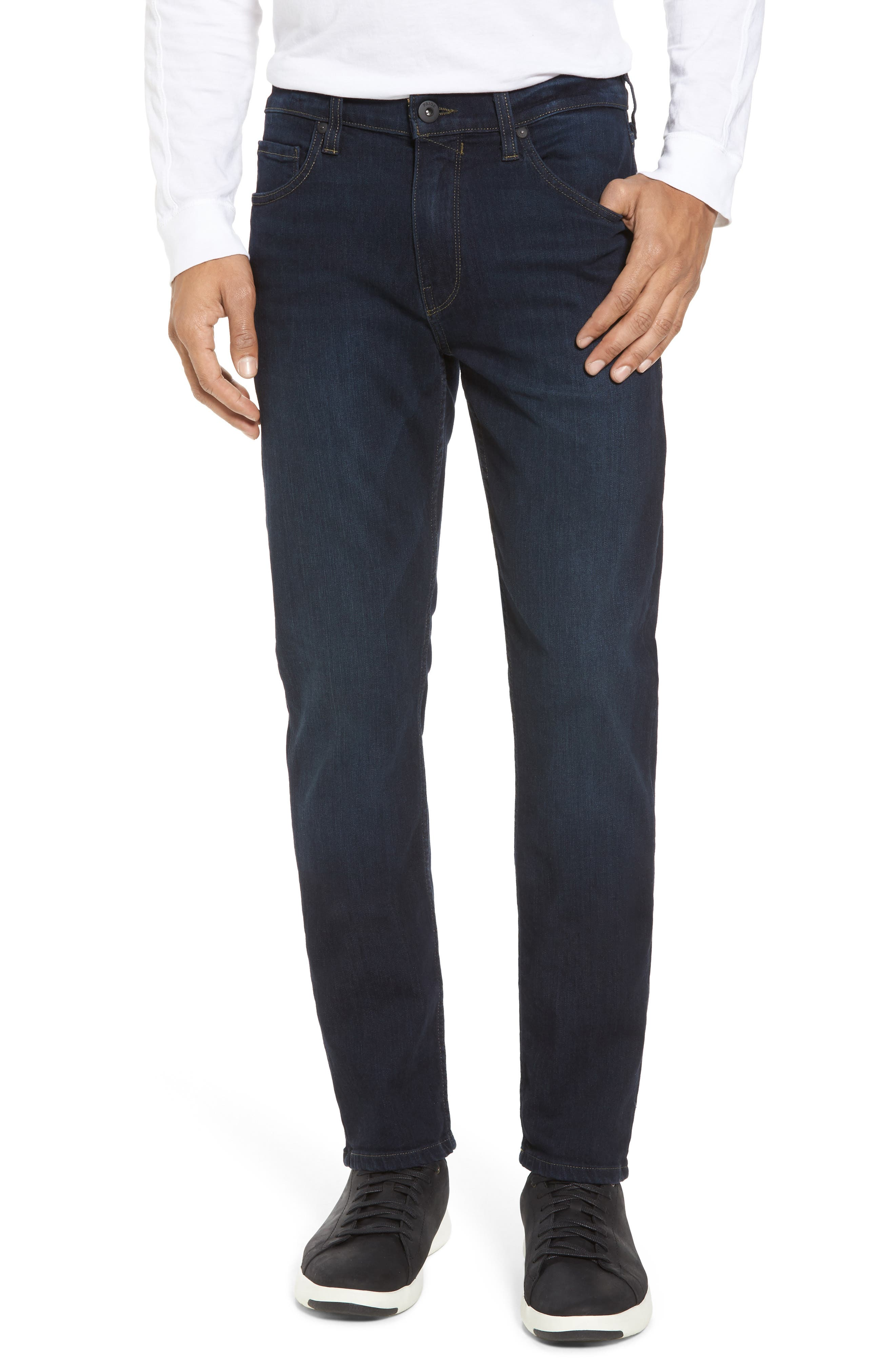 PAIGE Lennox Slim Fit Jeans (Jonathan)