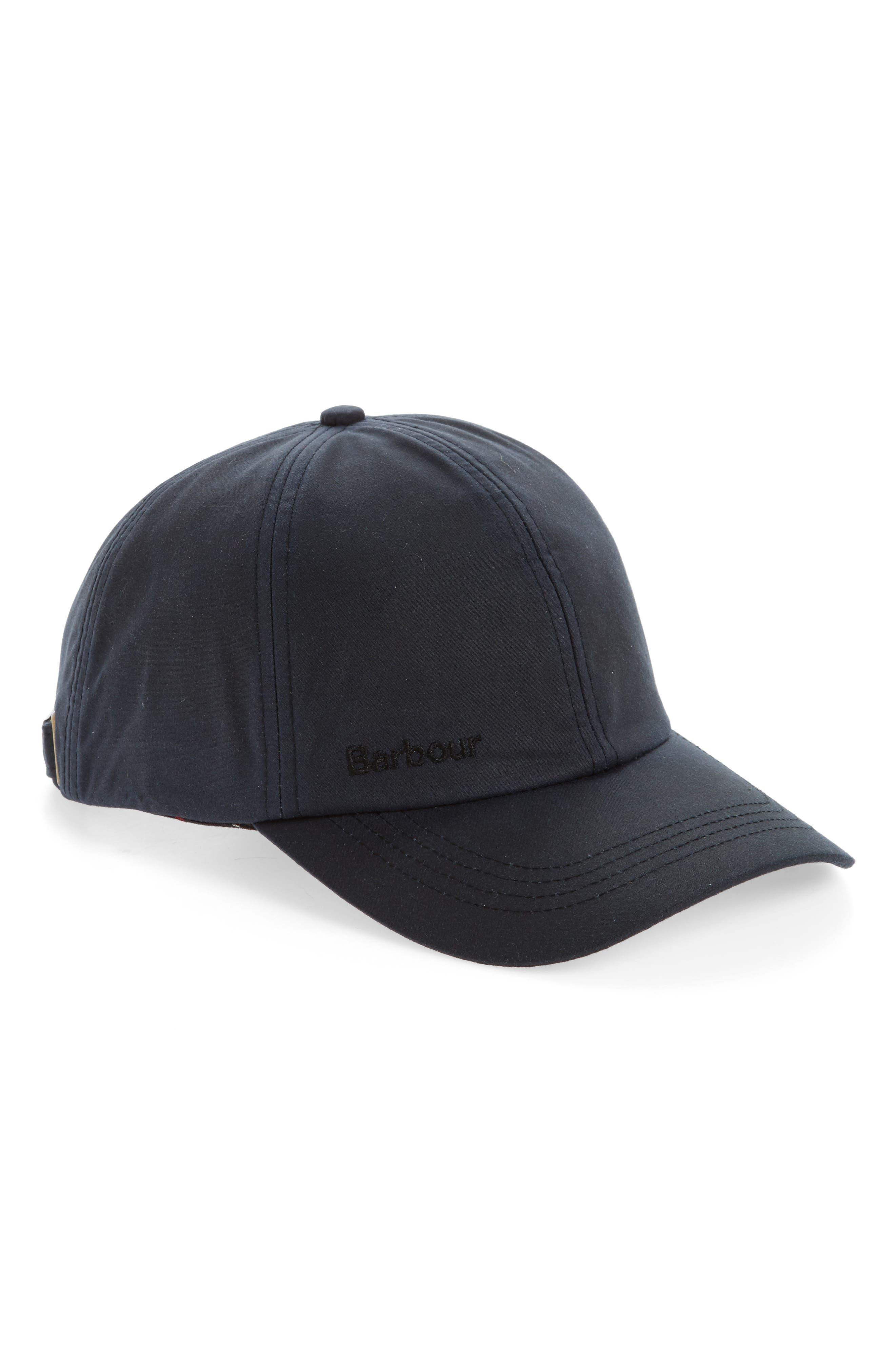 Alternate Image 1 Selected - Barbour Prestbury Baseball Cap