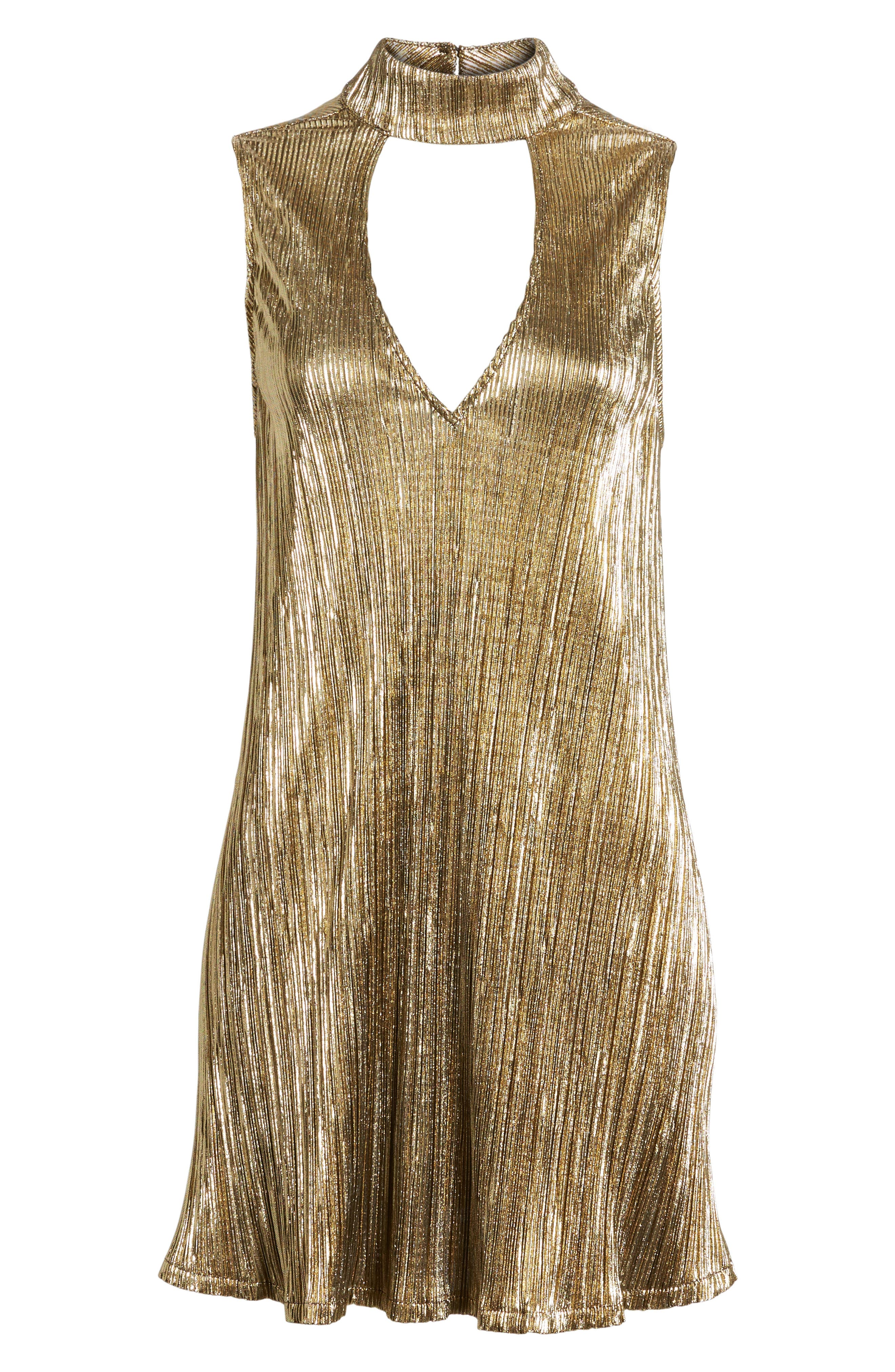 Alternate Image 6  - Show Me Your Mumu Friday Choker Dress