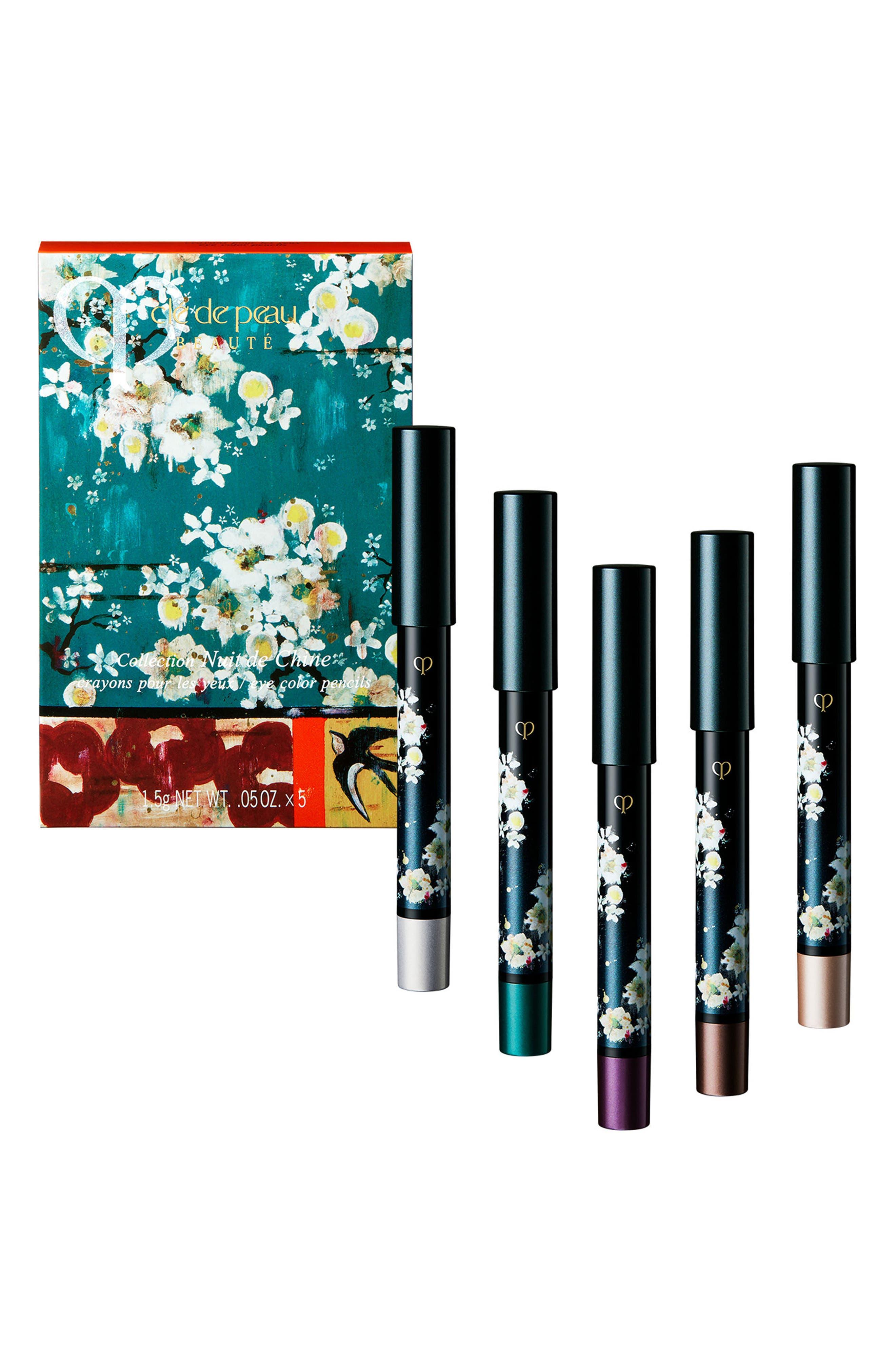 Clé de Peau Beauté Eye Color Pencil Set (Limited Edition)