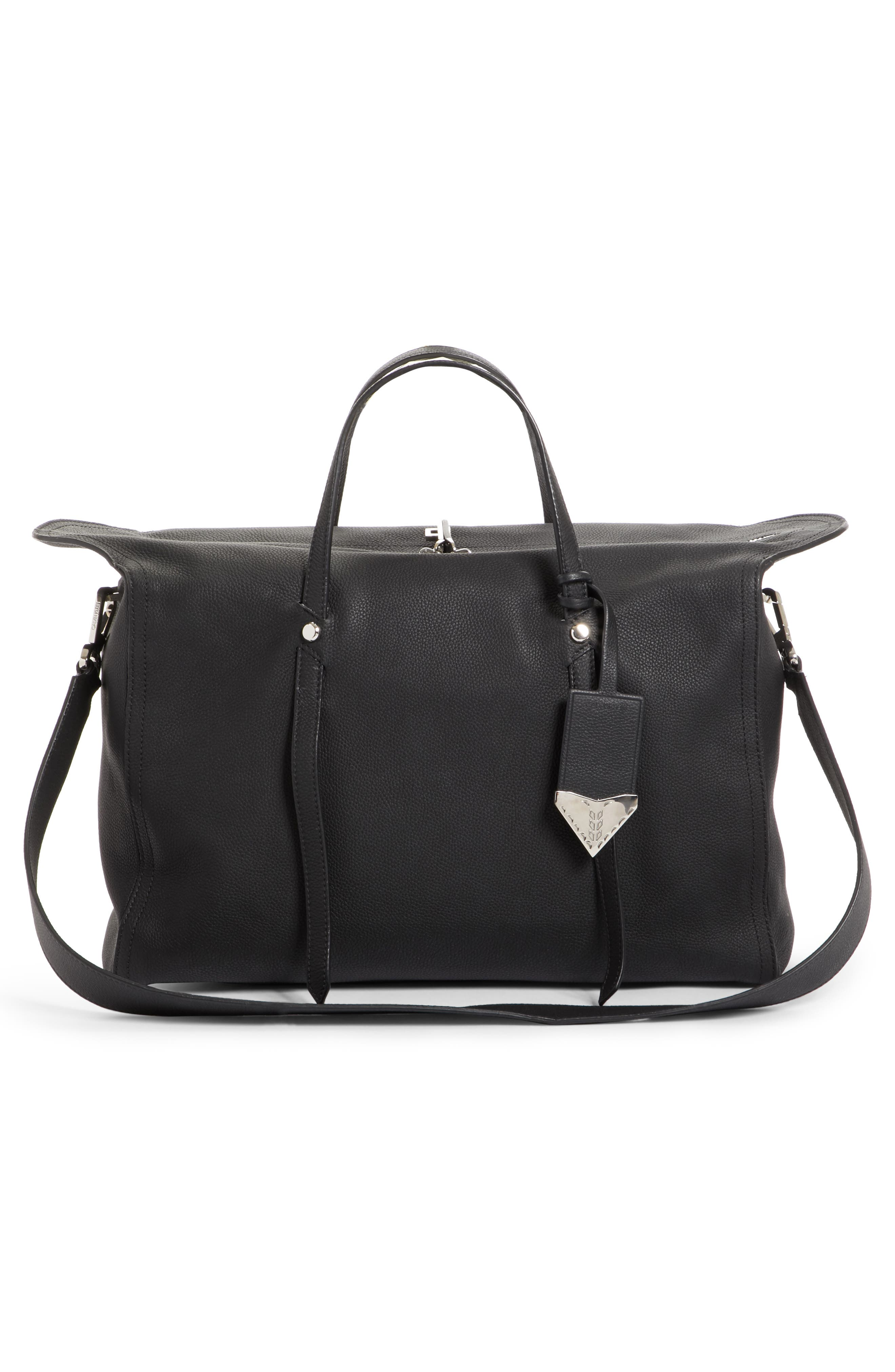 Alternate Image 3  - Calvin Klein 205W395NYC Medium Calfskin Satchel