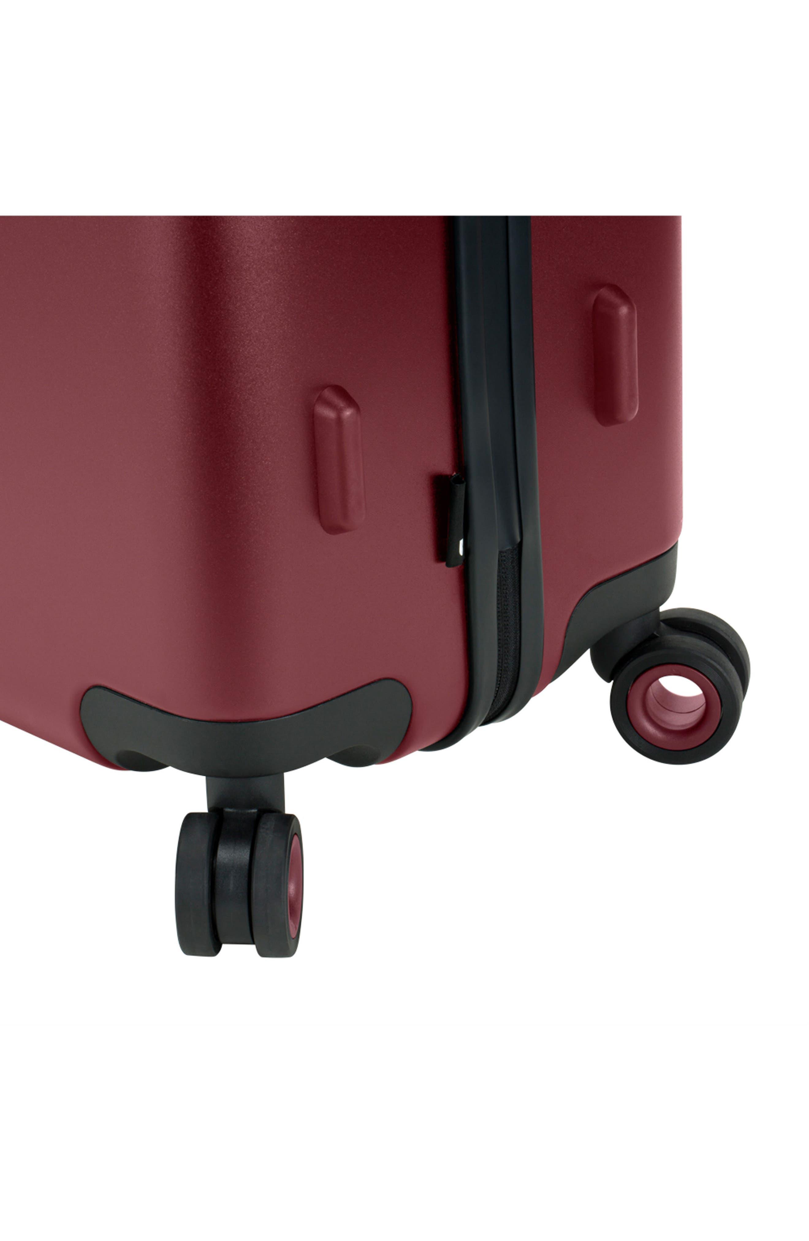 NOVI 31-Inch Hardshell Wheeled Packing Case,                             Alternate thumbnail 15, color,                             Deep Red