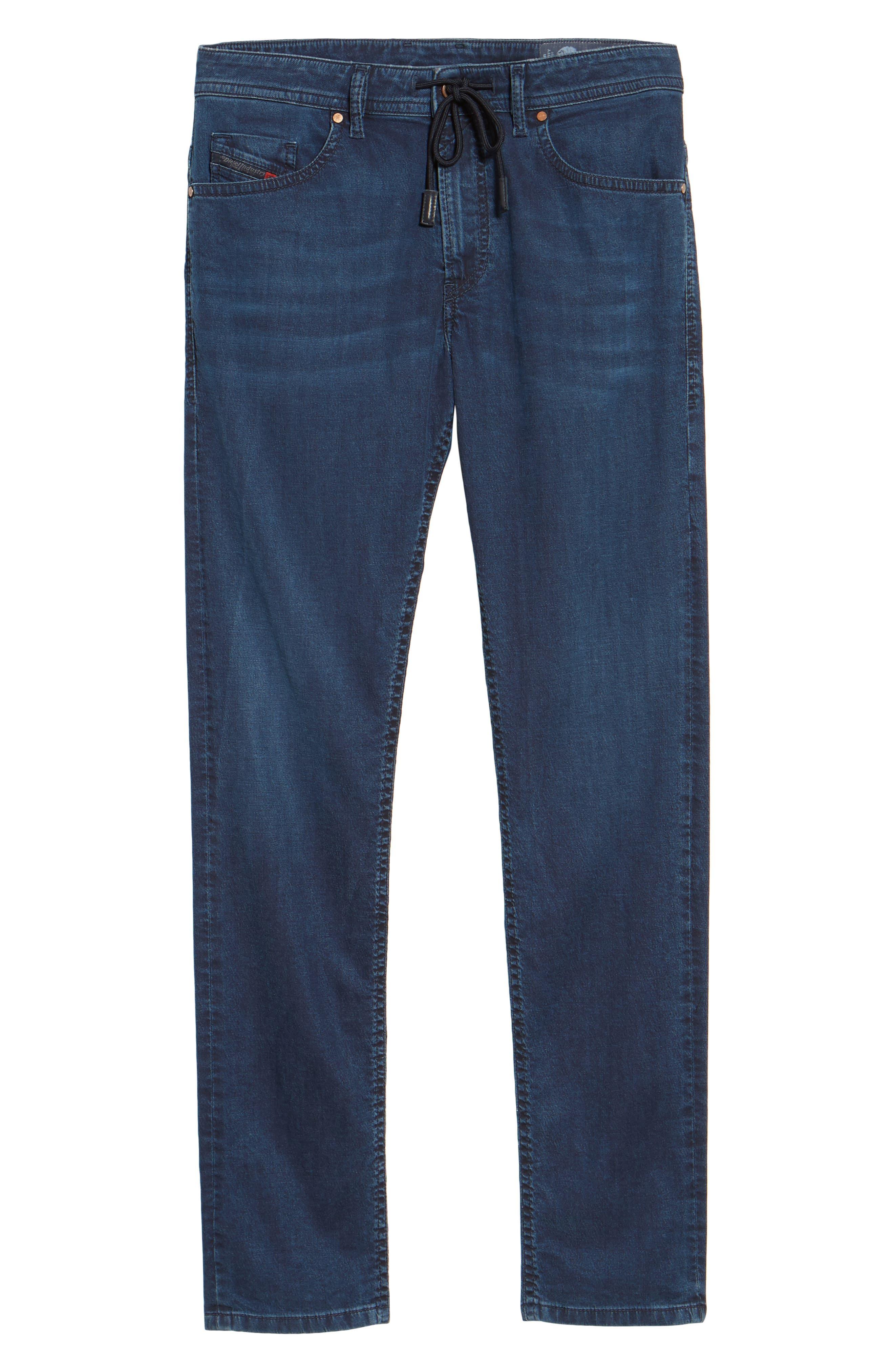 Thommer Slim Fit Jeans,                             Alternate thumbnail 6, color,                             0688J
