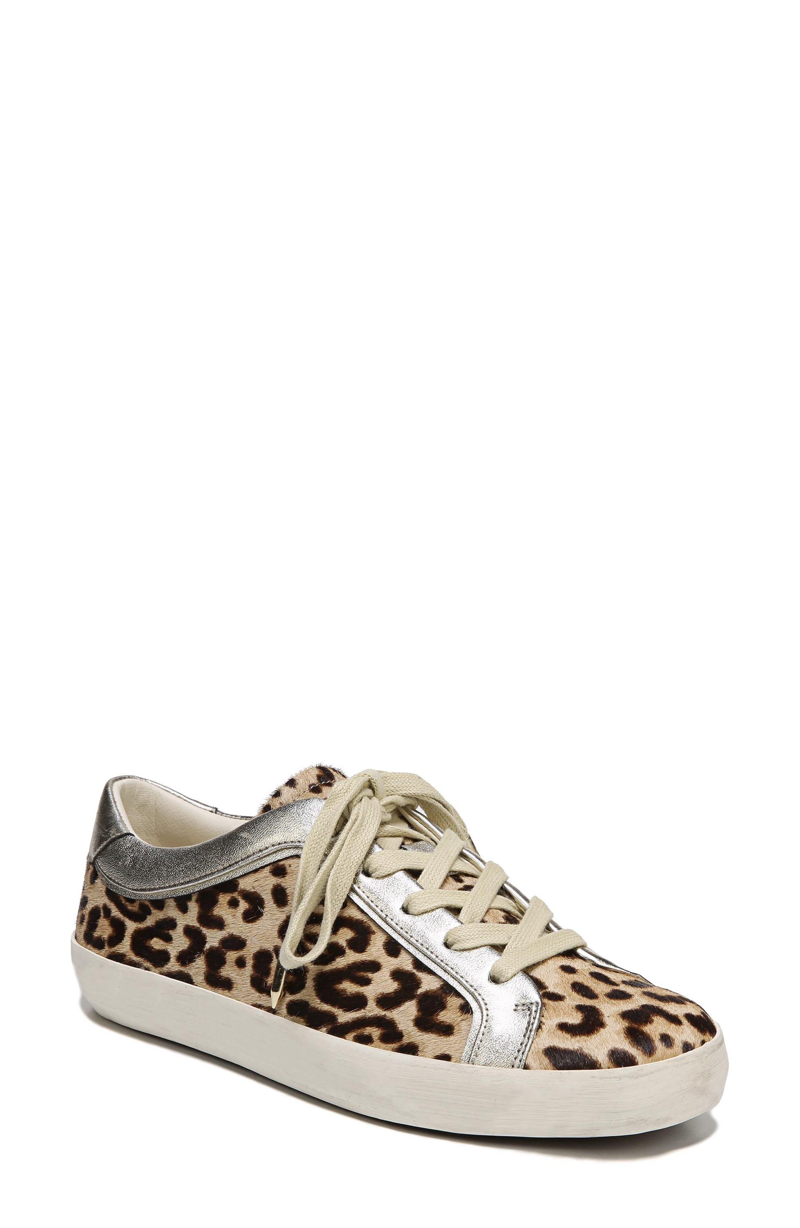 Britton 2 Sneaker,                         Main,                         color, Leopard Brahma Hair