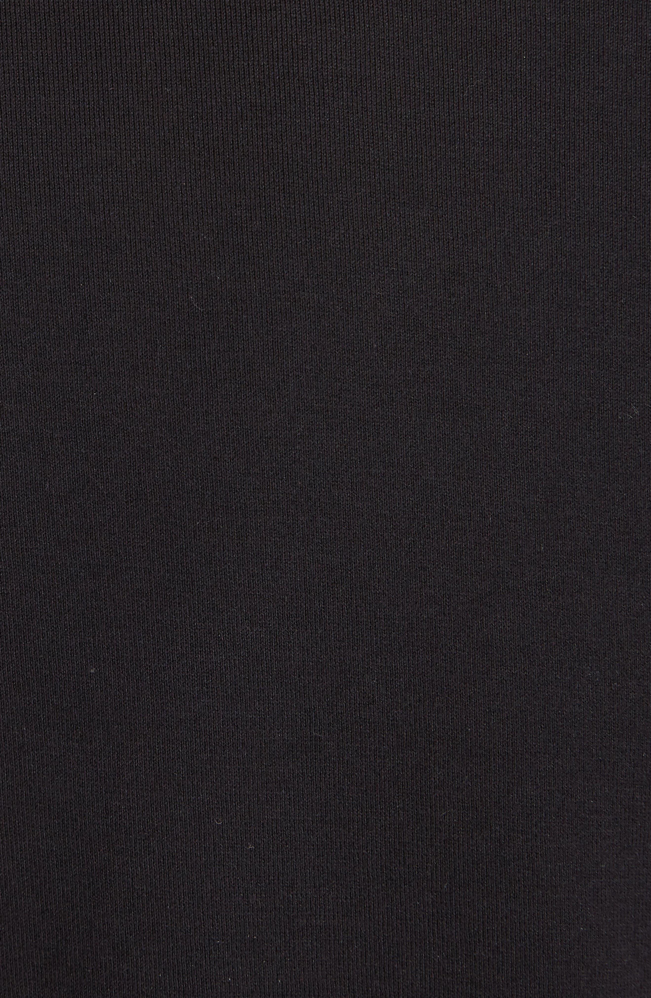 Alternate Image 5  - Givenchy Rose Print Long Sleeve T-Shirt