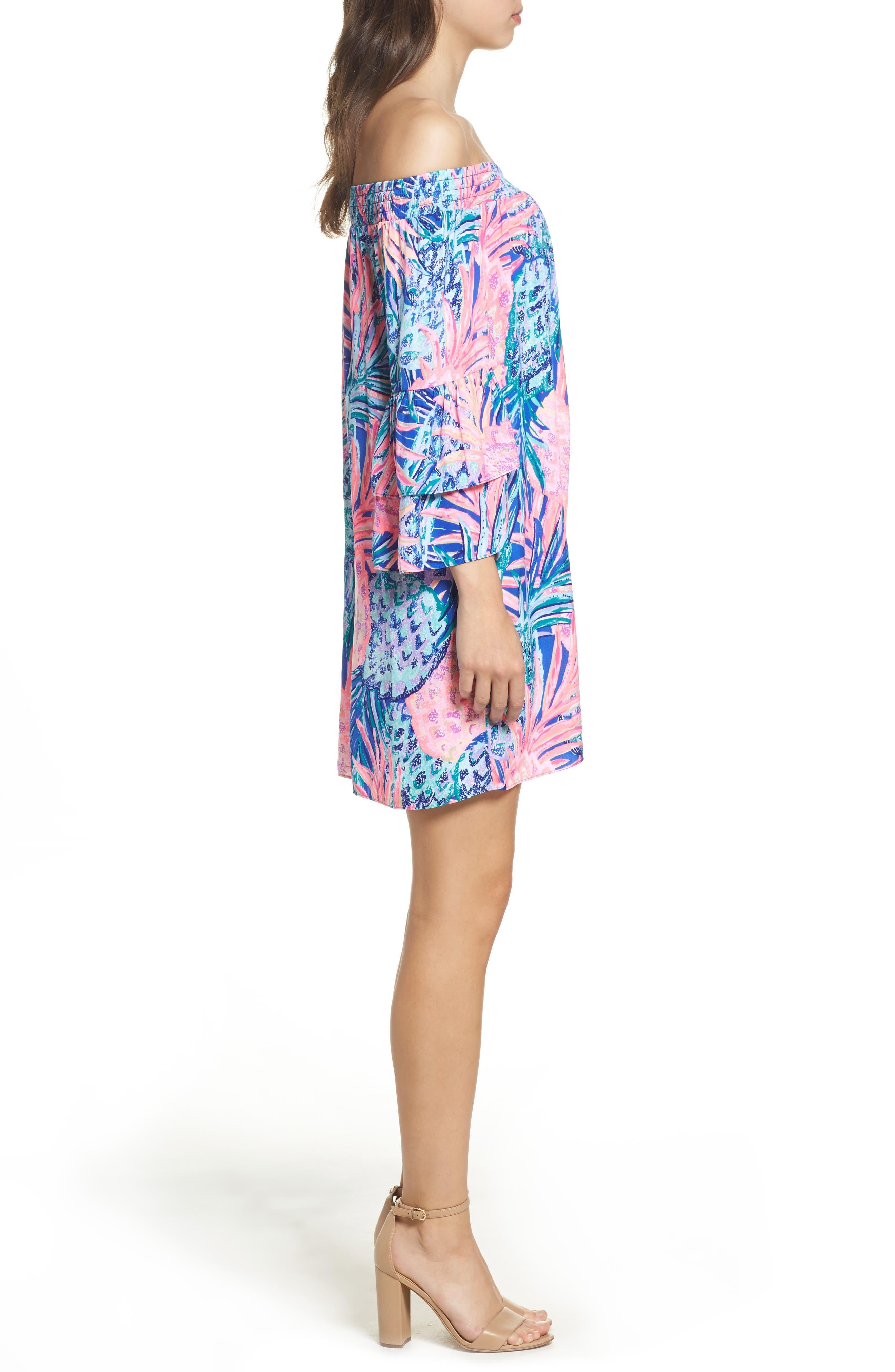 Alternate Image 3  - Lilly Pulitzer® Tobyn Off the Shoulder Dress
