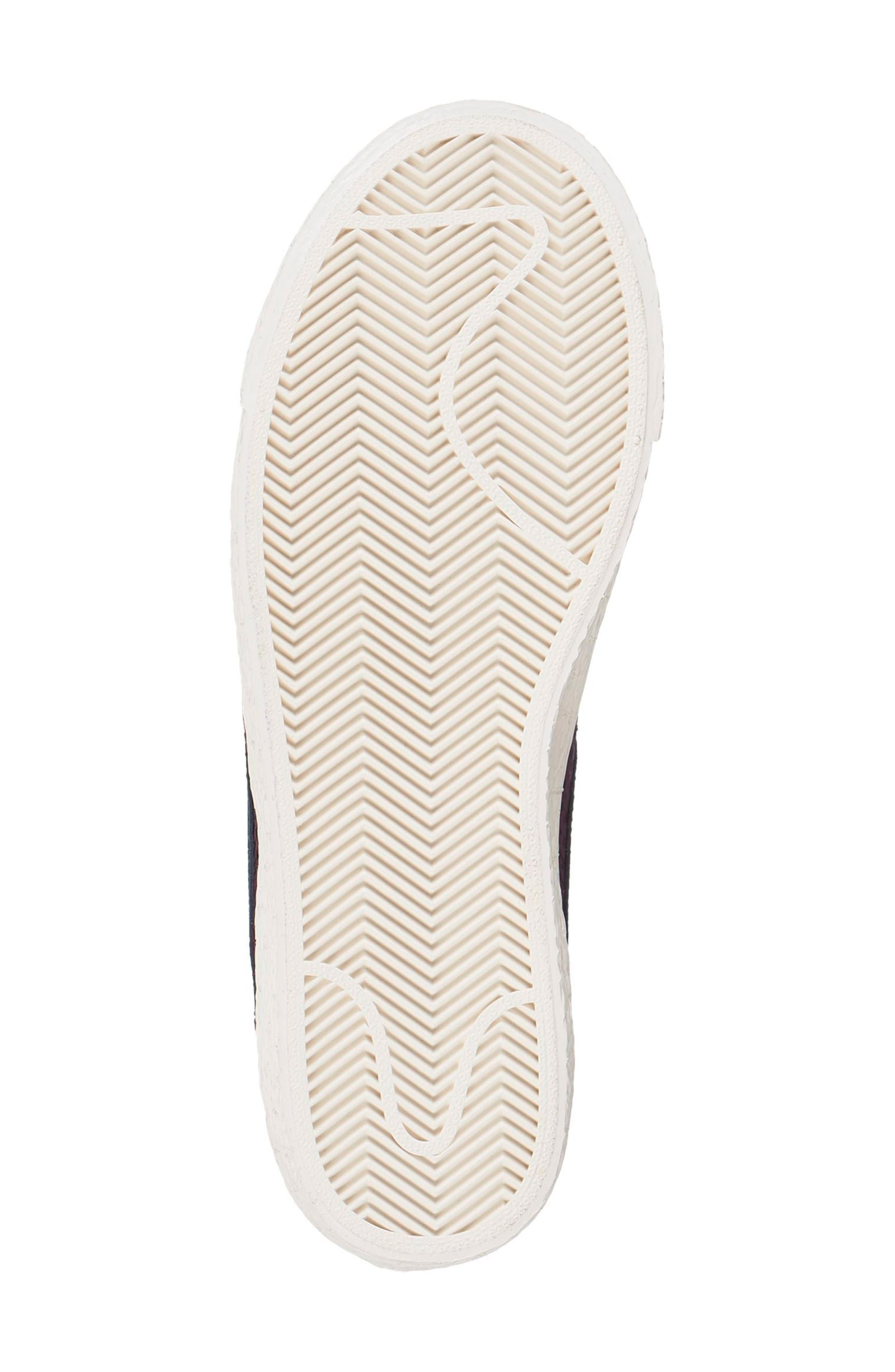 Alternate Image 2  - Nike Blazer Mid Top Sneaker (Women)