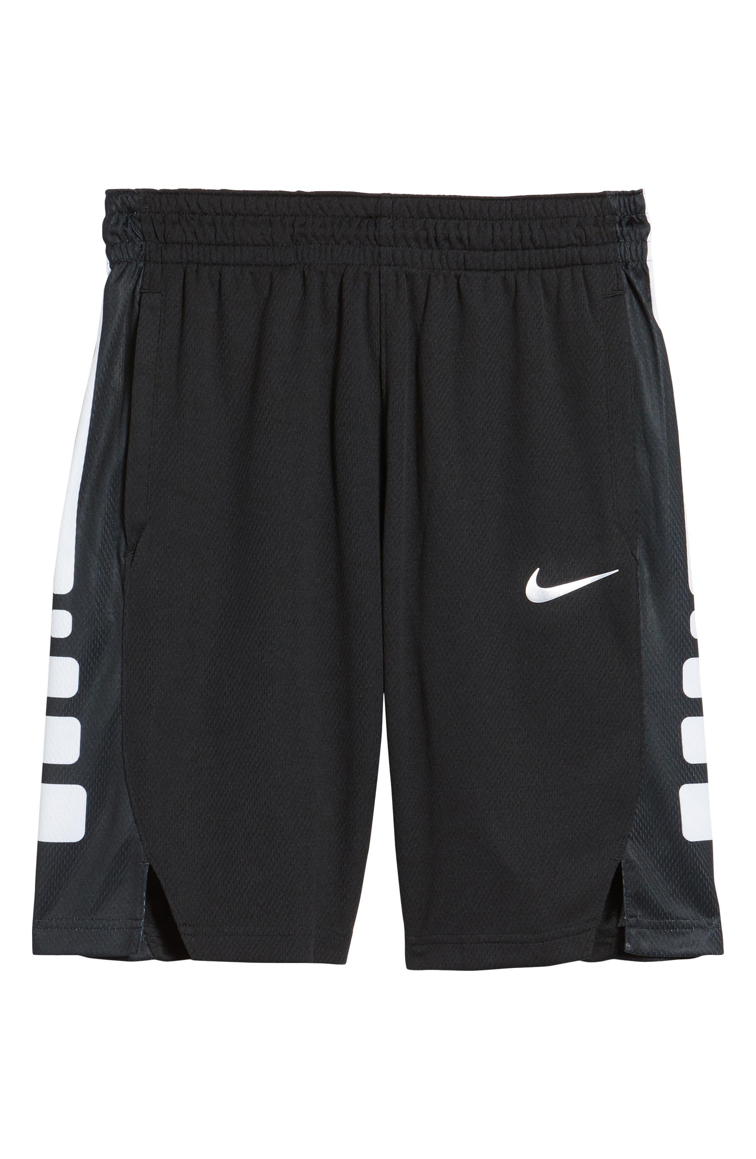 Nike Elite Stripe Basketball Shorts
