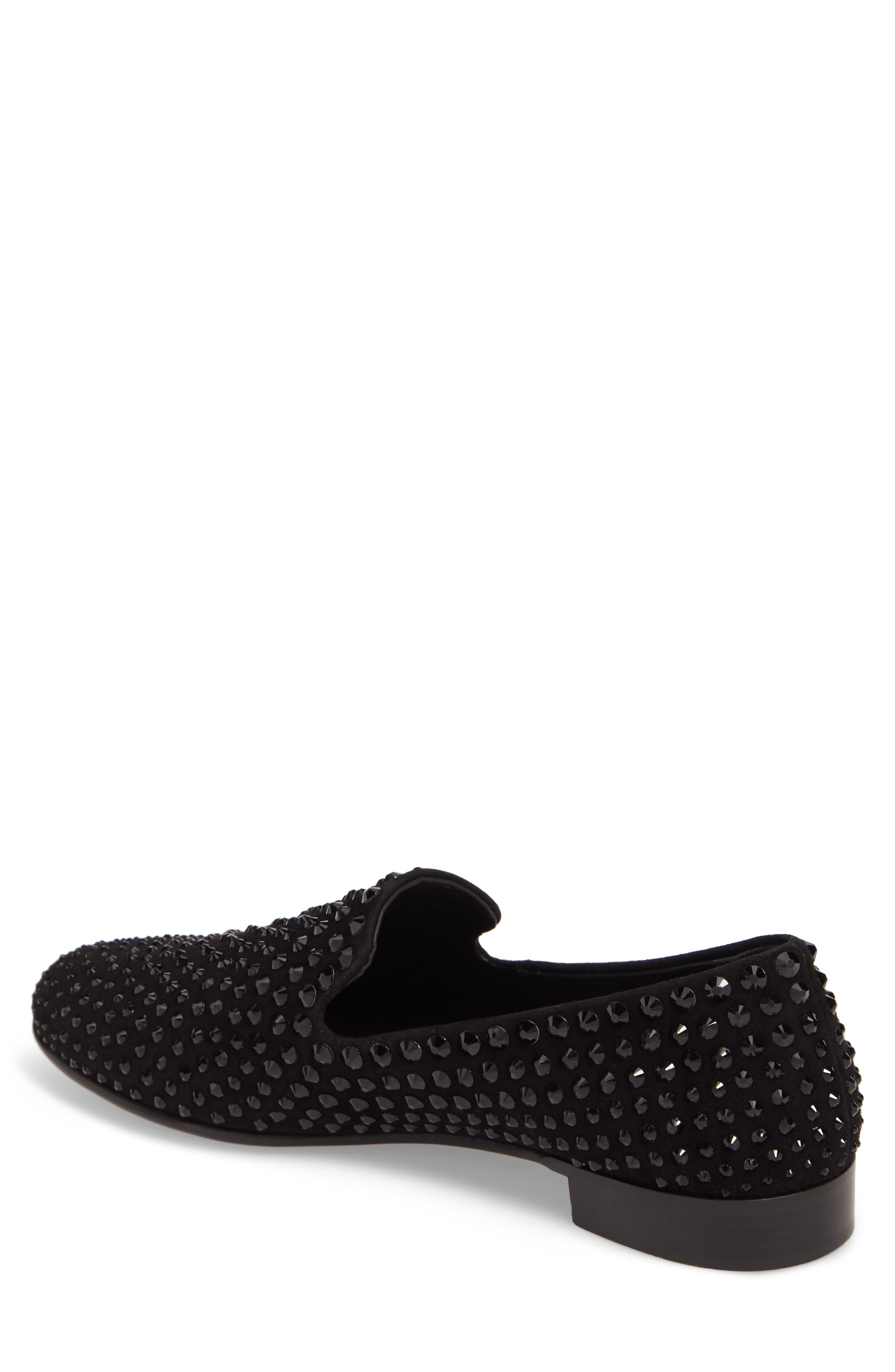 Loafer,                             Alternate thumbnail 2, color,                             Black