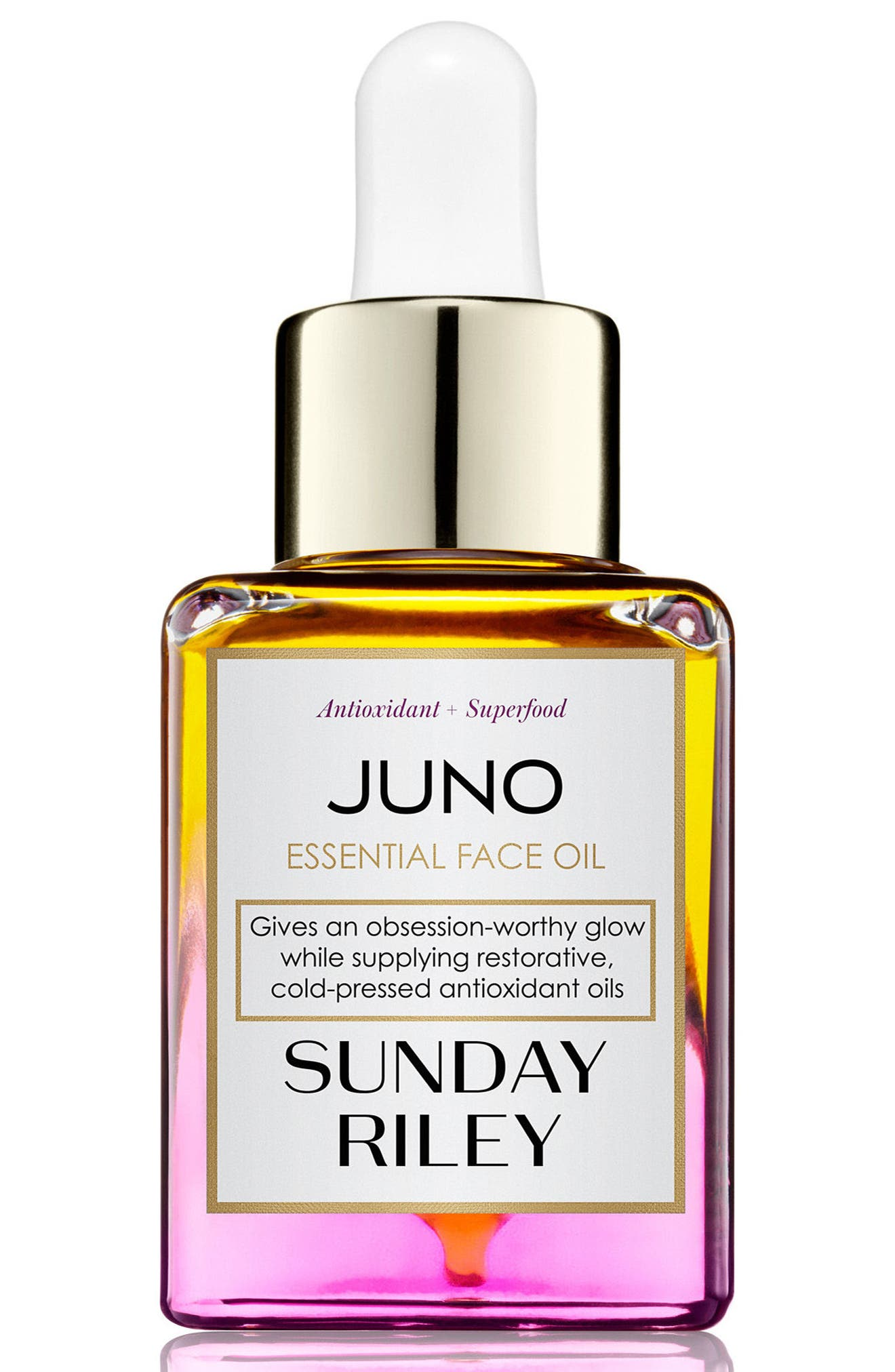 Alternate Image 1 Selected - SPACE.NK.apothecary Sunday Riley Juno Hydroactive Cellular Face Oil