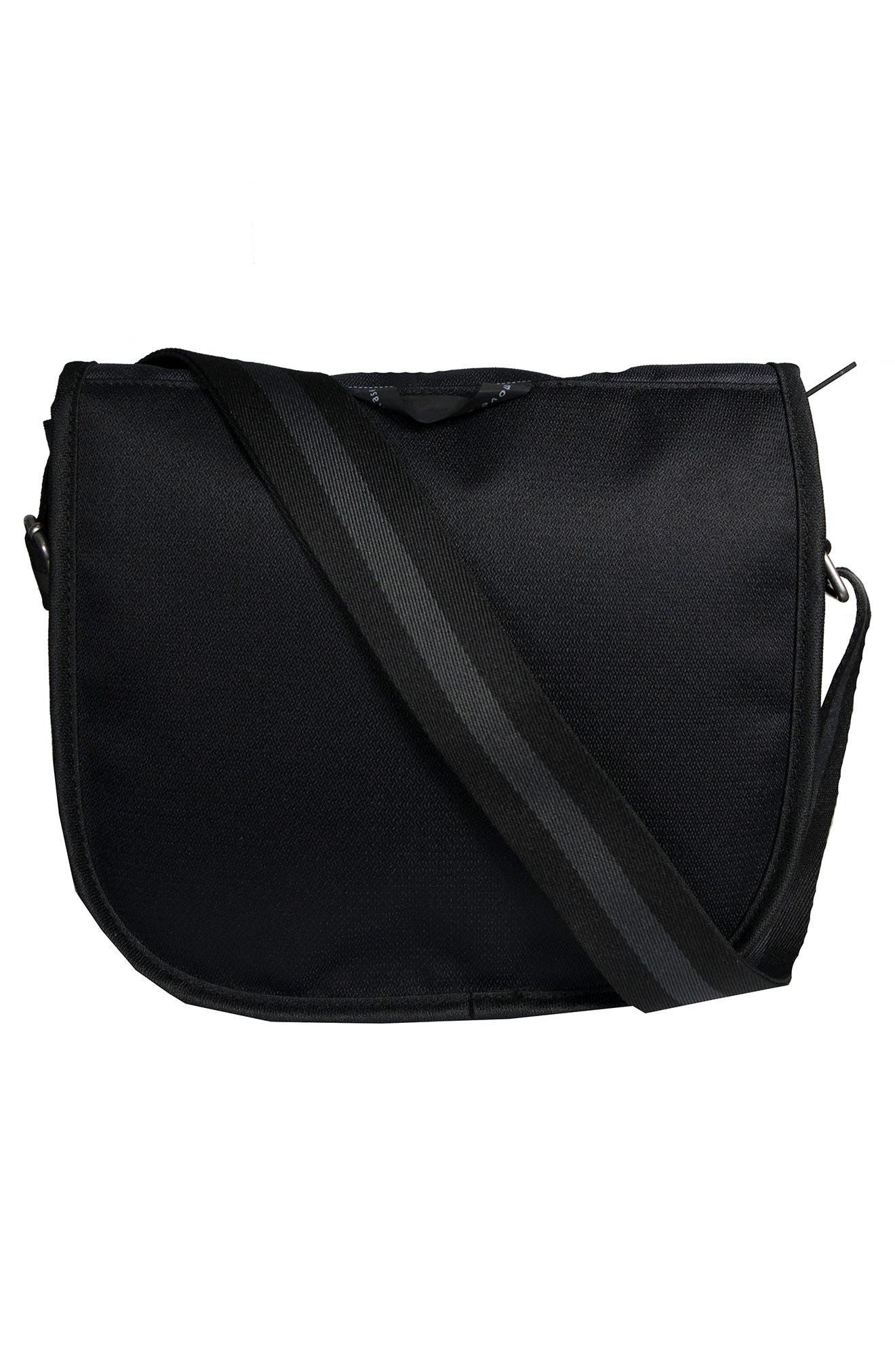 Alternate Image 2  - Sherpani Milli Water Resistant RFID Picket Messenger Bag