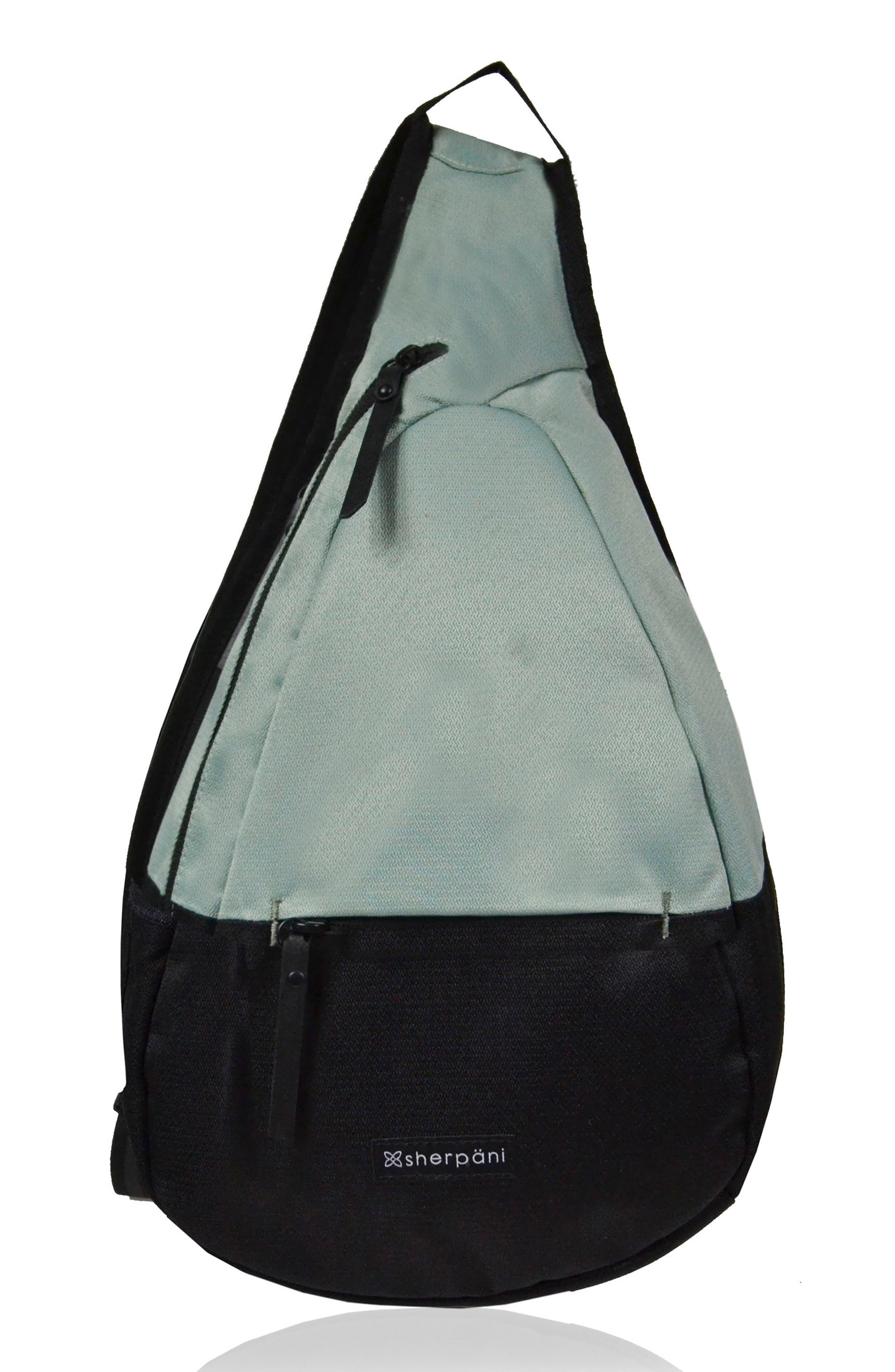 Esprit Sling Backpack,                         Main,                         color, Surf