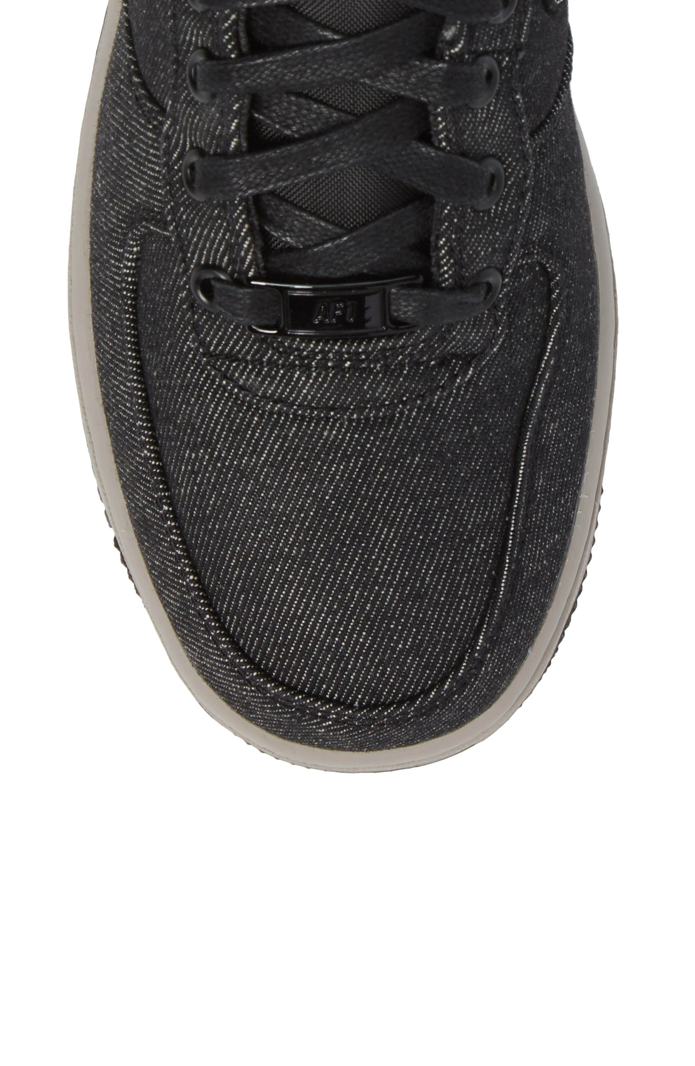 Alternate Image 5  - Nike Air Force 1 High Top SE Sneaker (Women)
