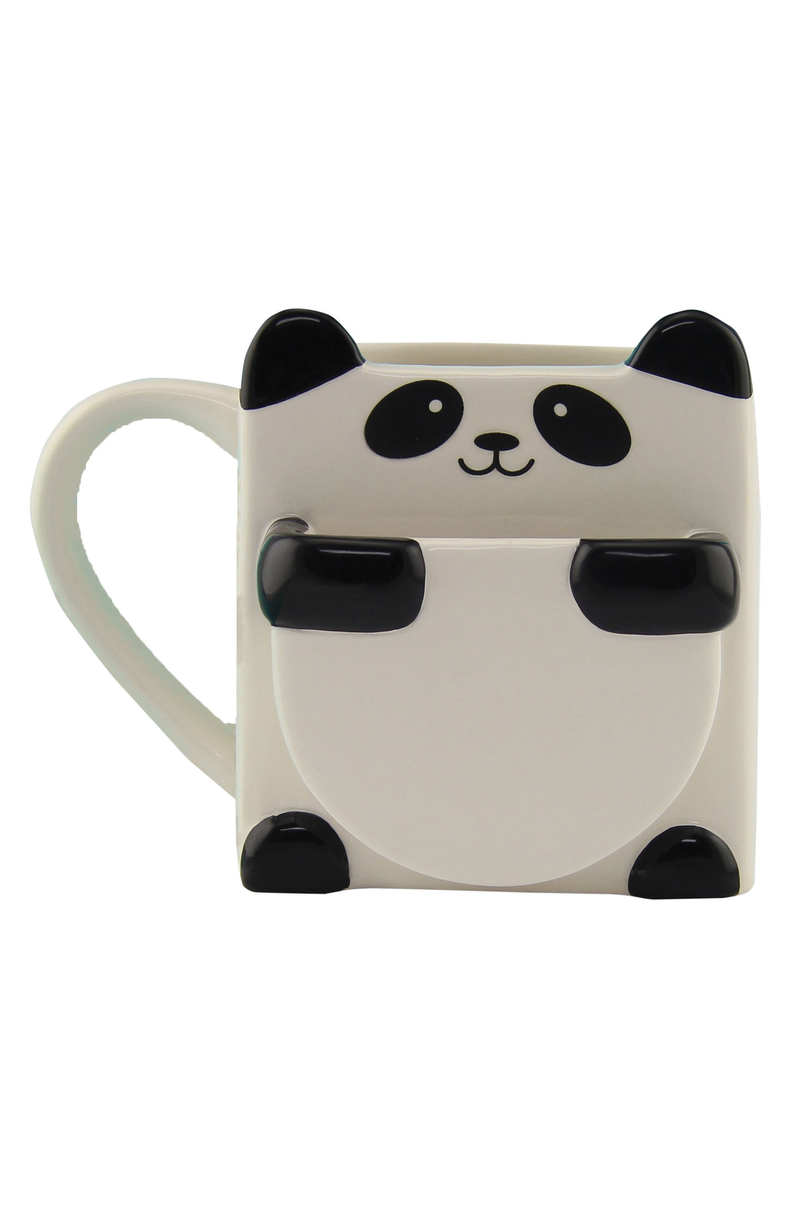 Main Image - Paladone Panda Hug Mug with Cookie Pocket
