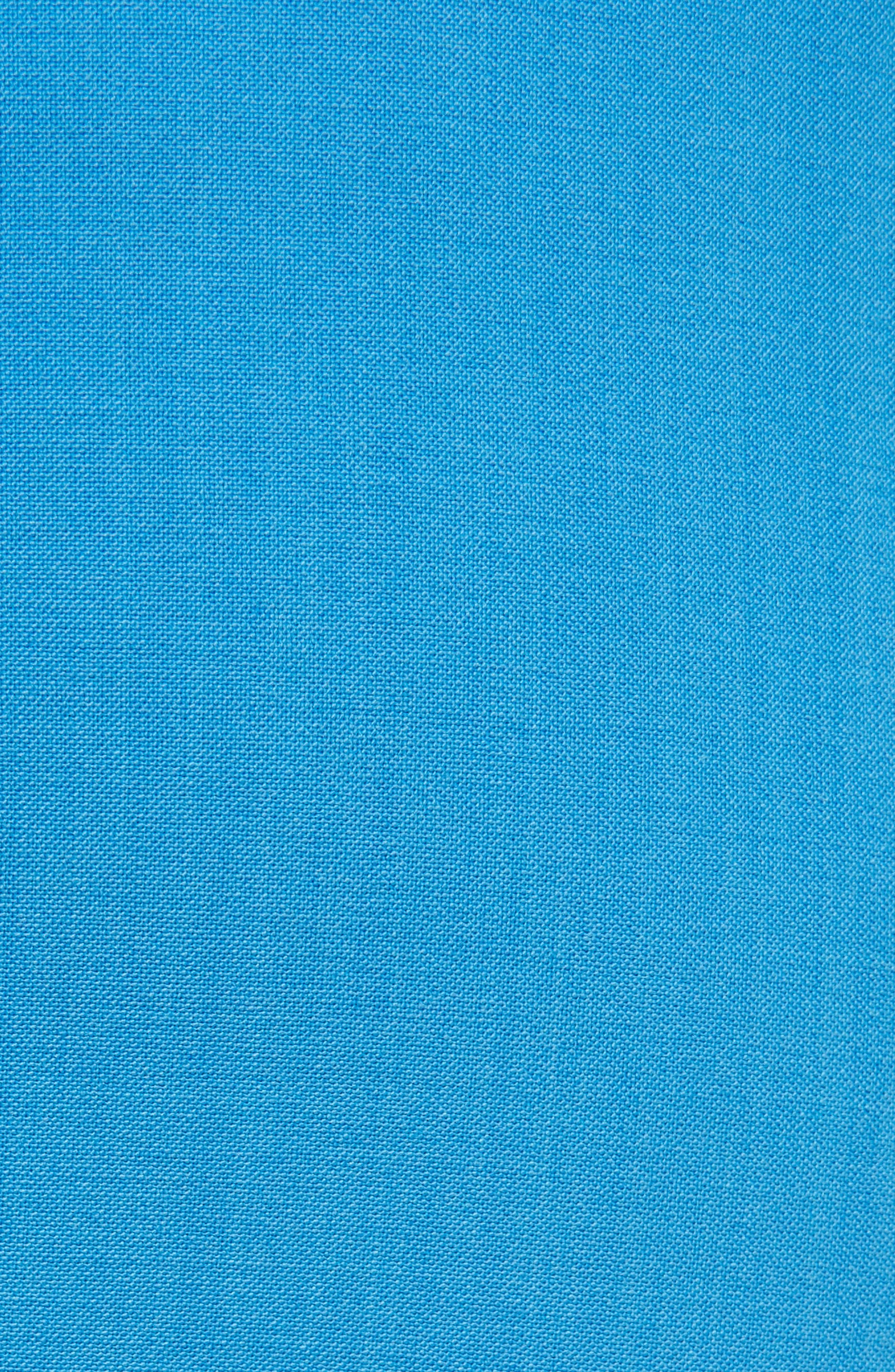 Split Hem Pants,                             Alternate thumbnail 7, color,                             Azure