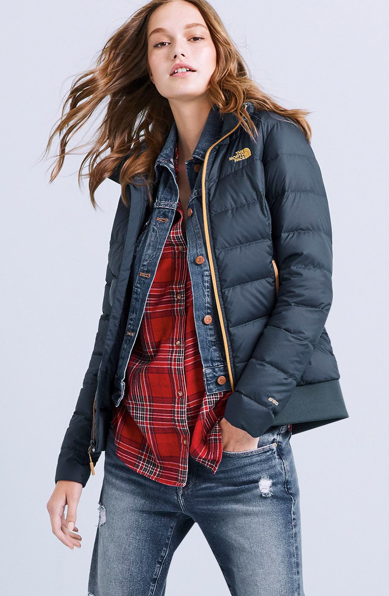 Alternate Image 2  - The North Face Alcott Down Jacket