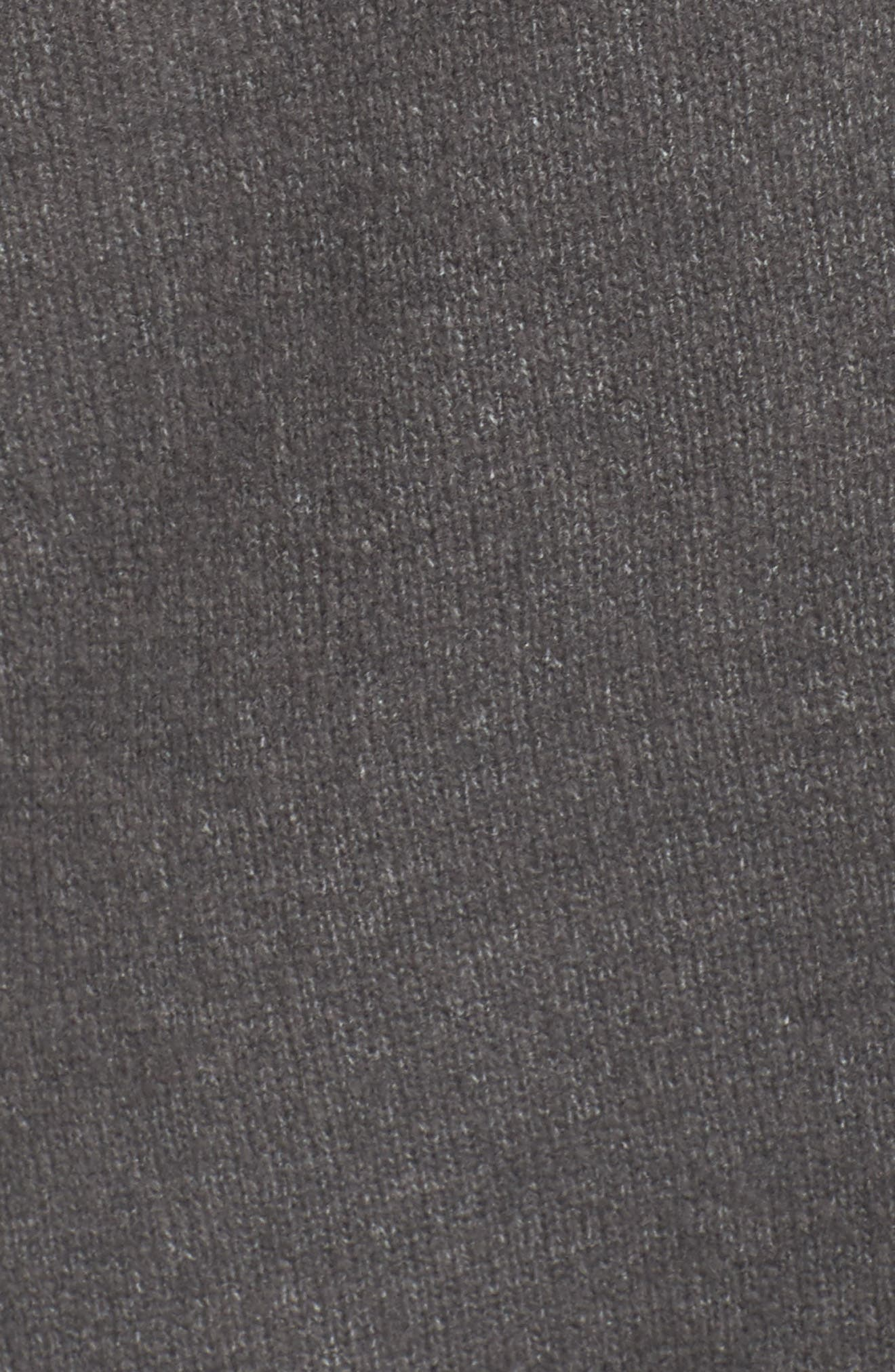 Alternate Image 4  - Glamorous Tie Sleeve Sweater (Plus Size)