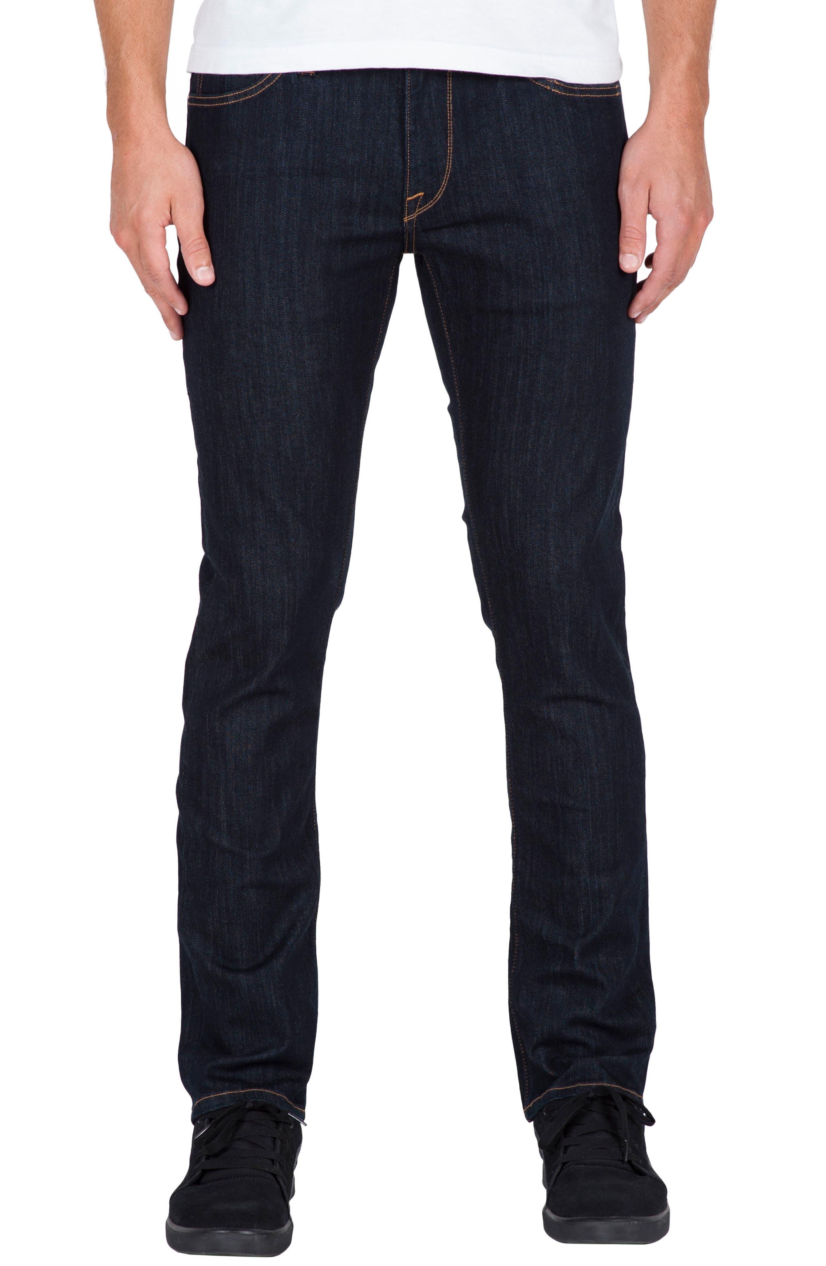 Volcom Vorta Slim Fit Jeans