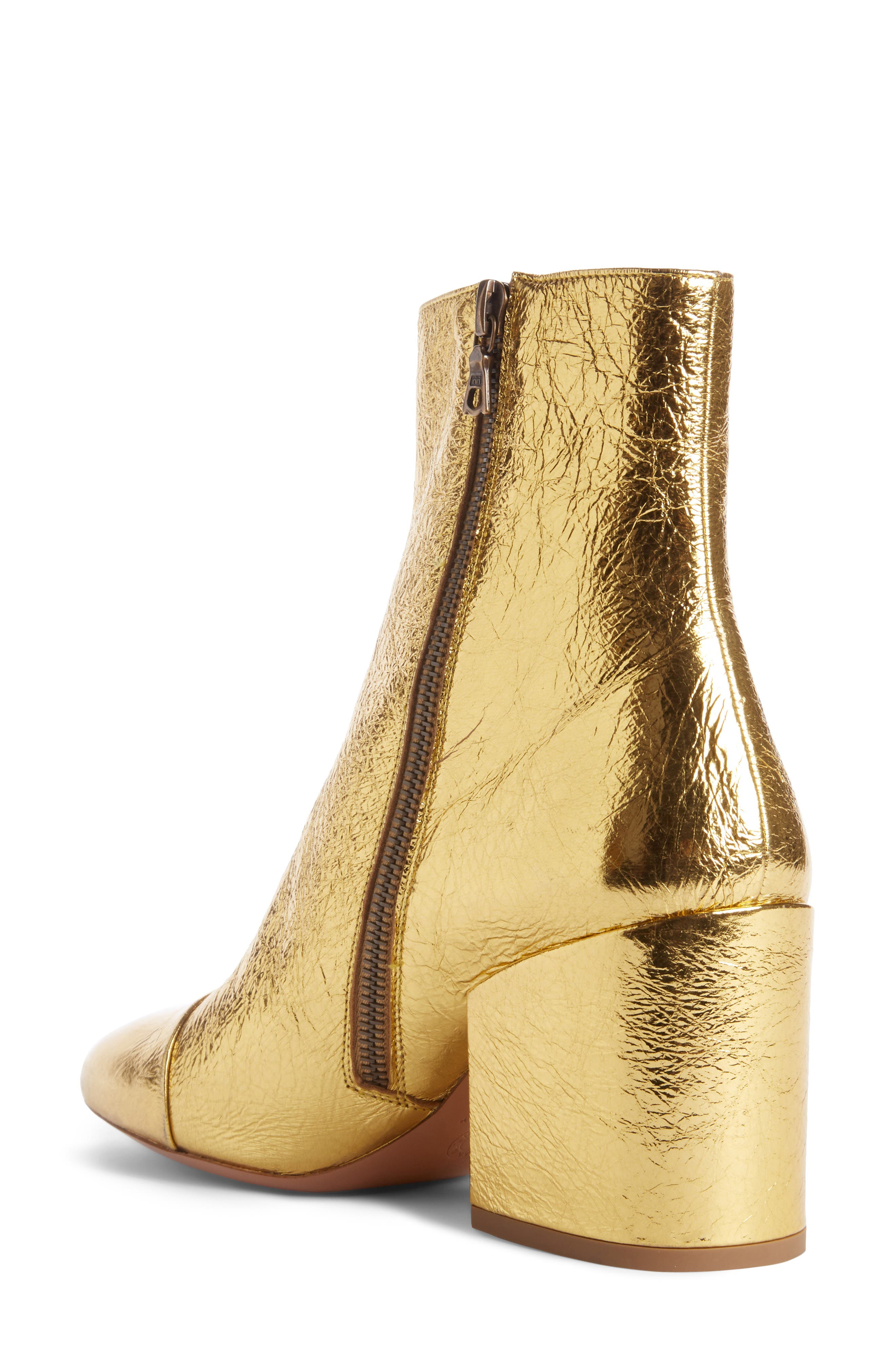 Alternate Image 2  - Dries Van Noten Pointy Toe Boot (Women)