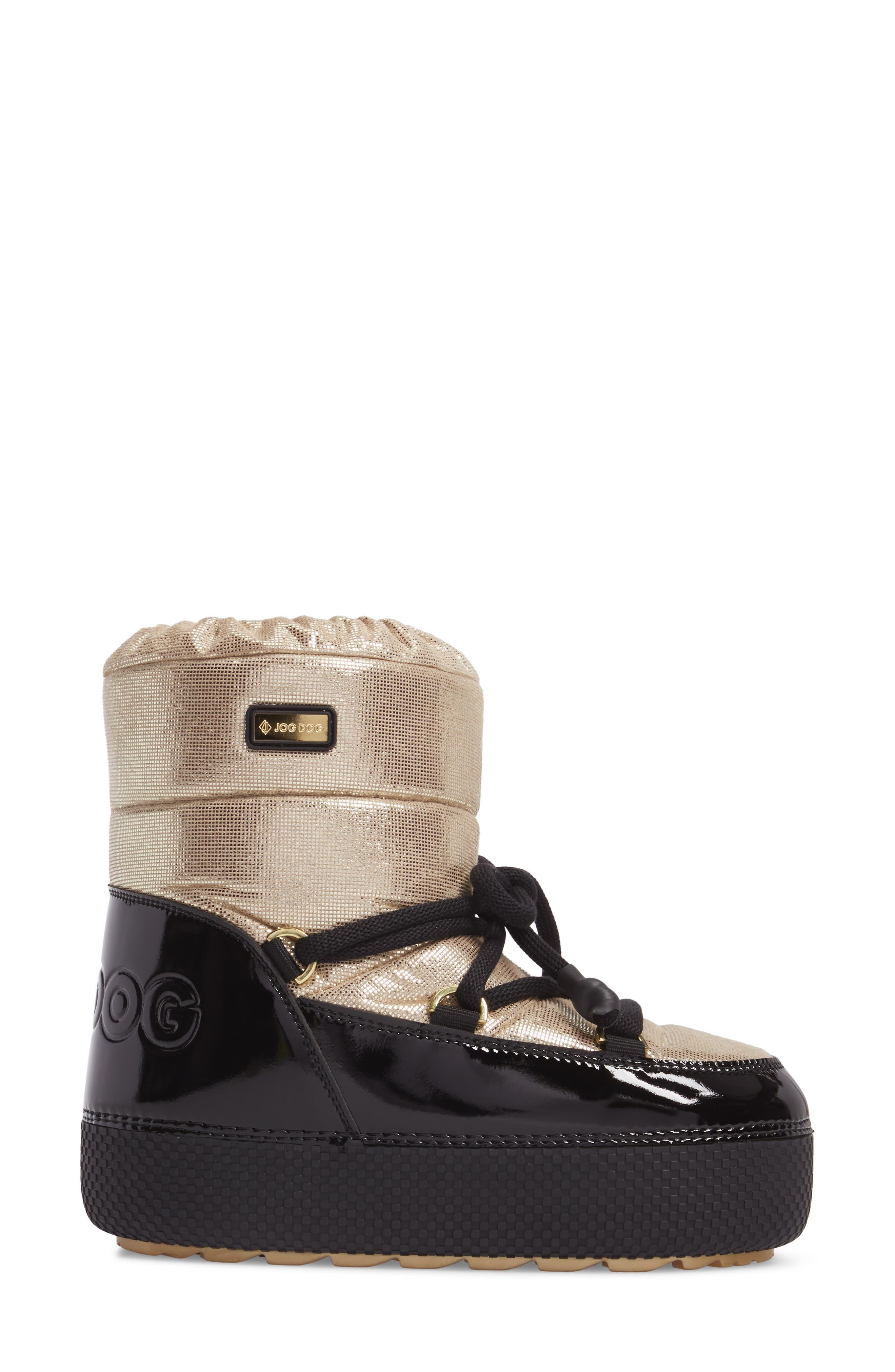 Alternate Image 3  - JOG DOG Gstaad Waterproof Boot (Women)