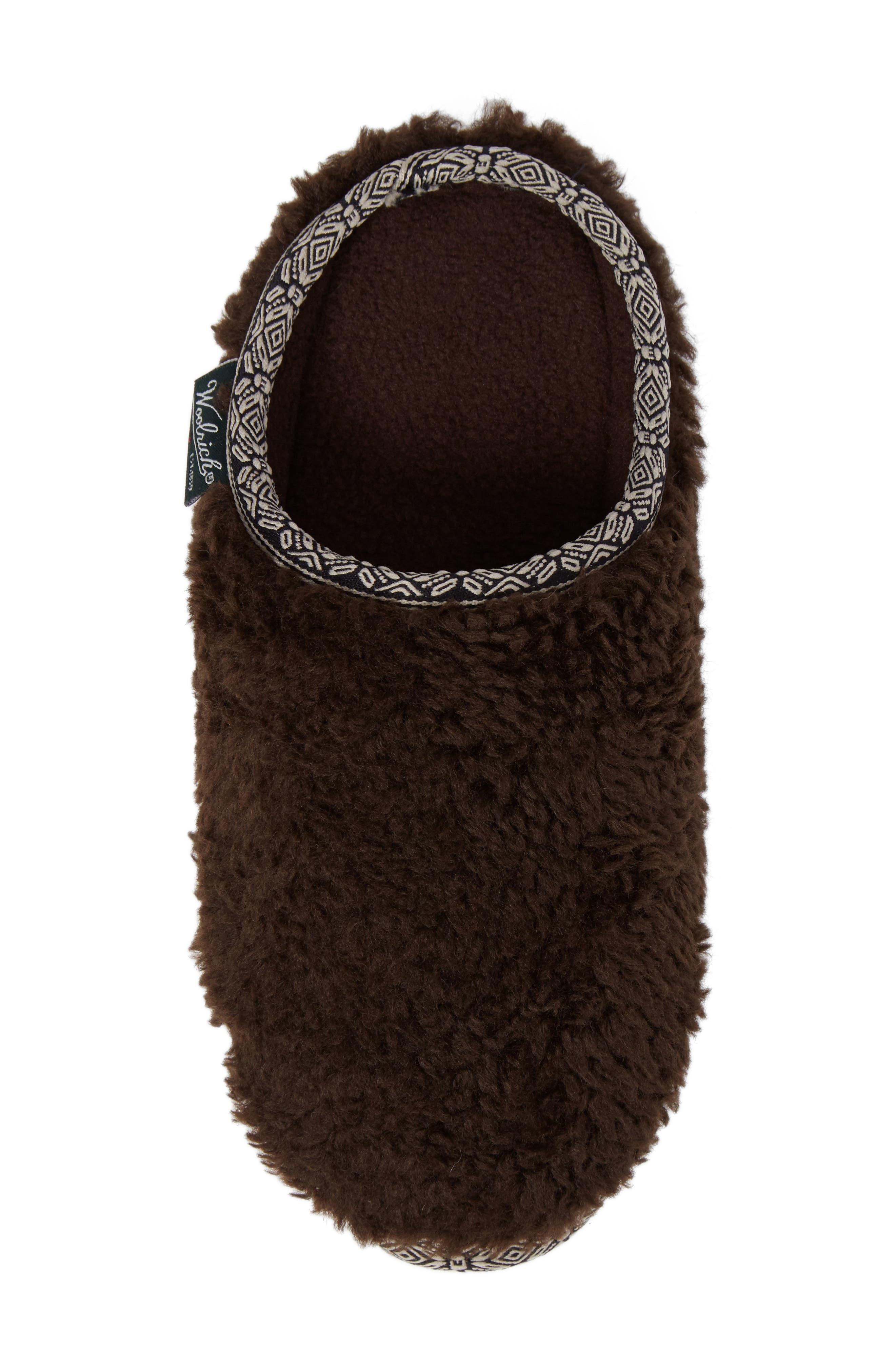 Alternate Image 5  - Woolrich Whitecap Mule Slipper (Women)