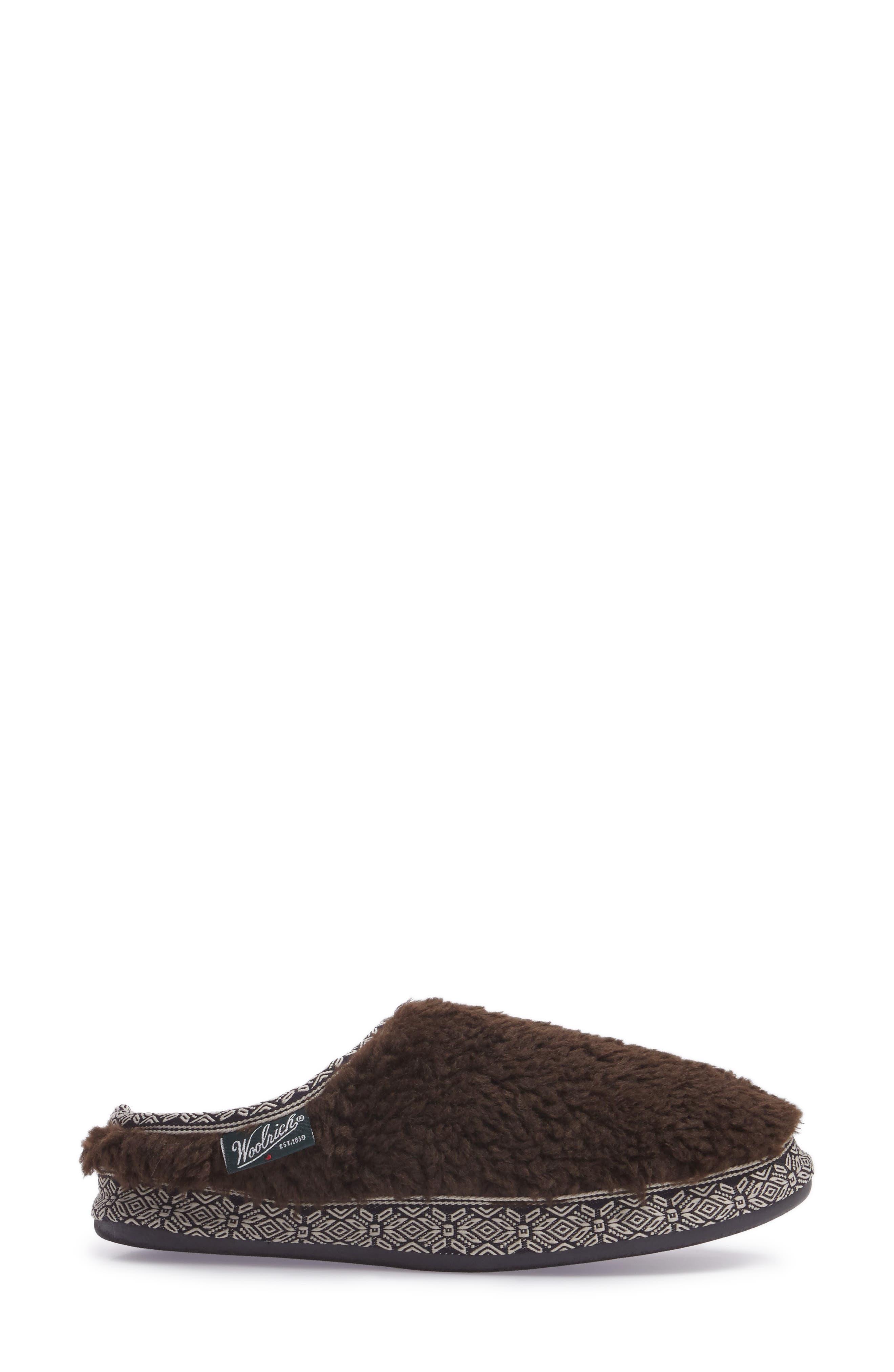 Alternate Image 3  - Woolrich Whitecap Mule Slipper (Women)