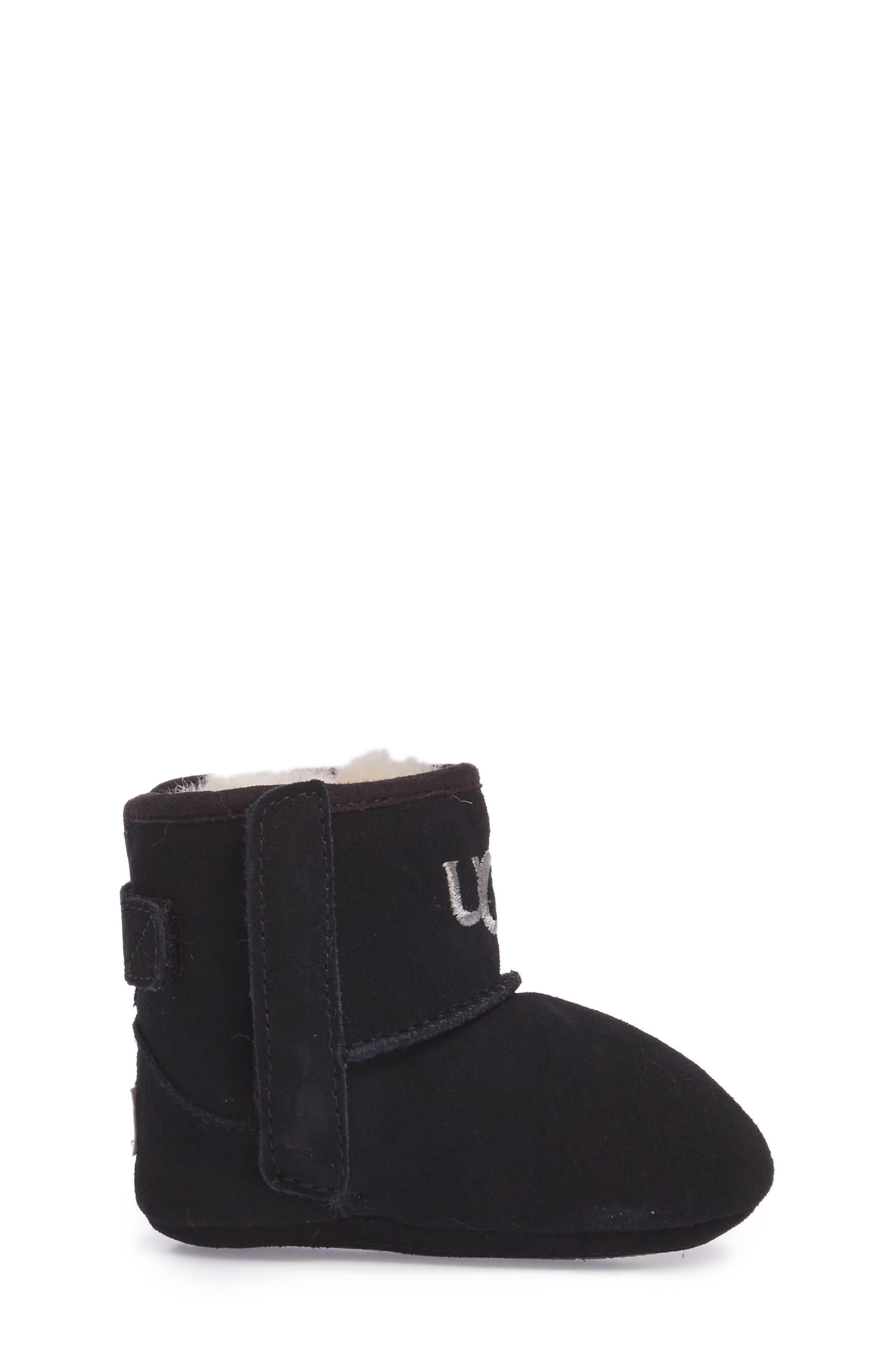 Alternate Image 3  - UGG® Jesse II Bow Boot (Baby & Walker)