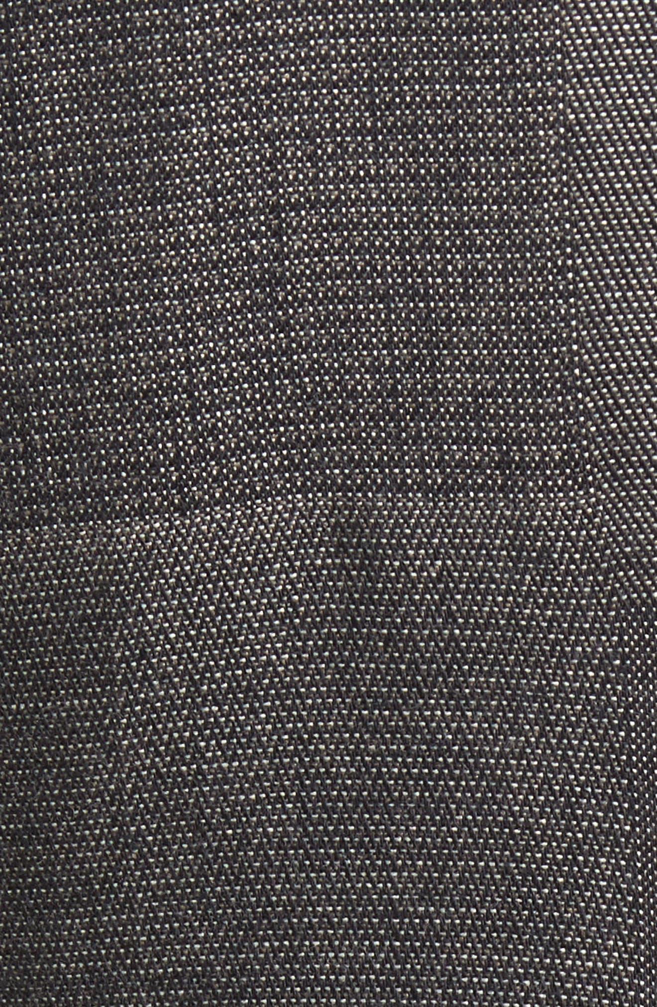 Cotton & Linen Sport Coat,                             Alternate thumbnail 5, color,                             Cement