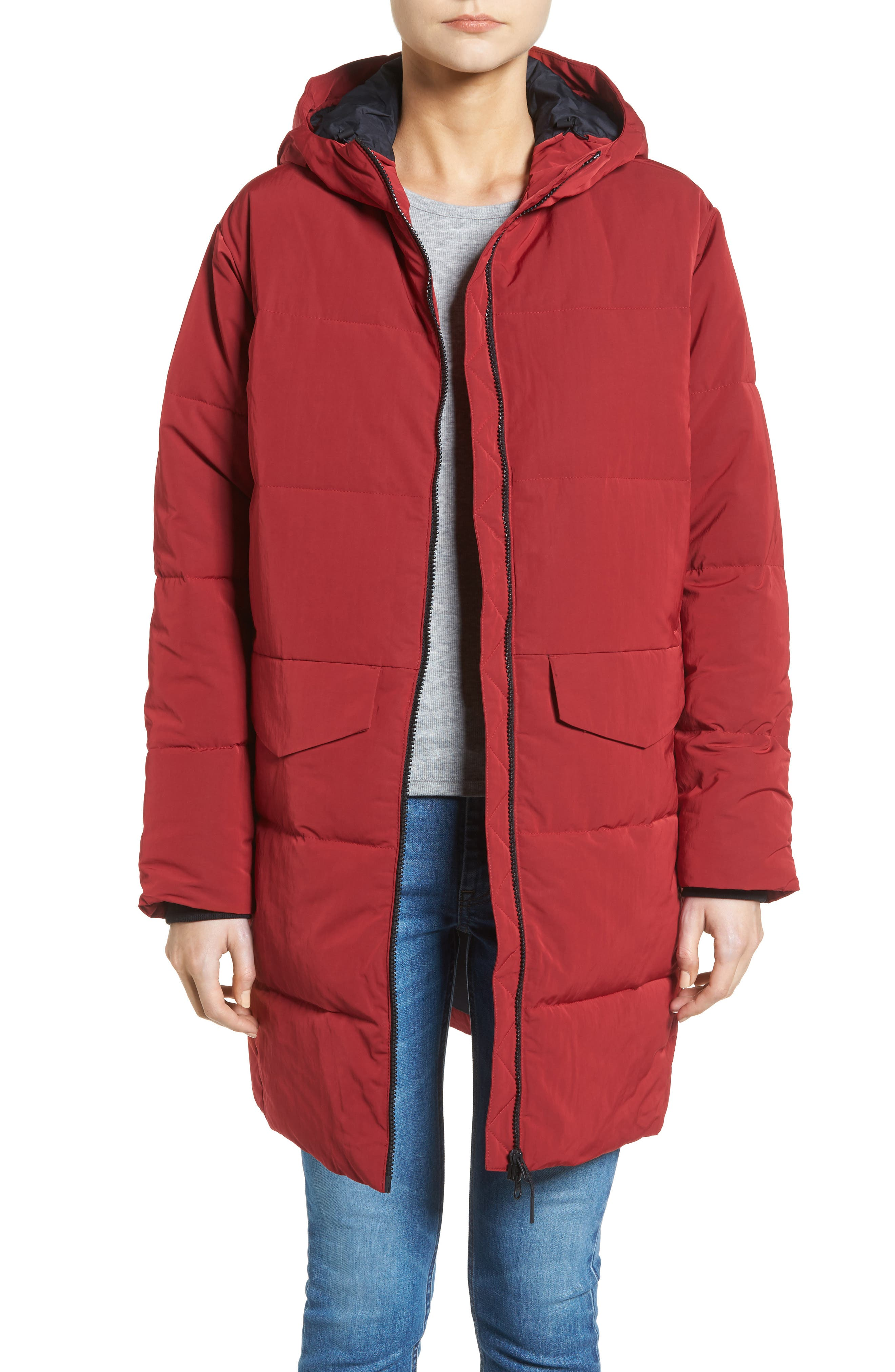 Everlane The Long Puffer Jacket (Women)