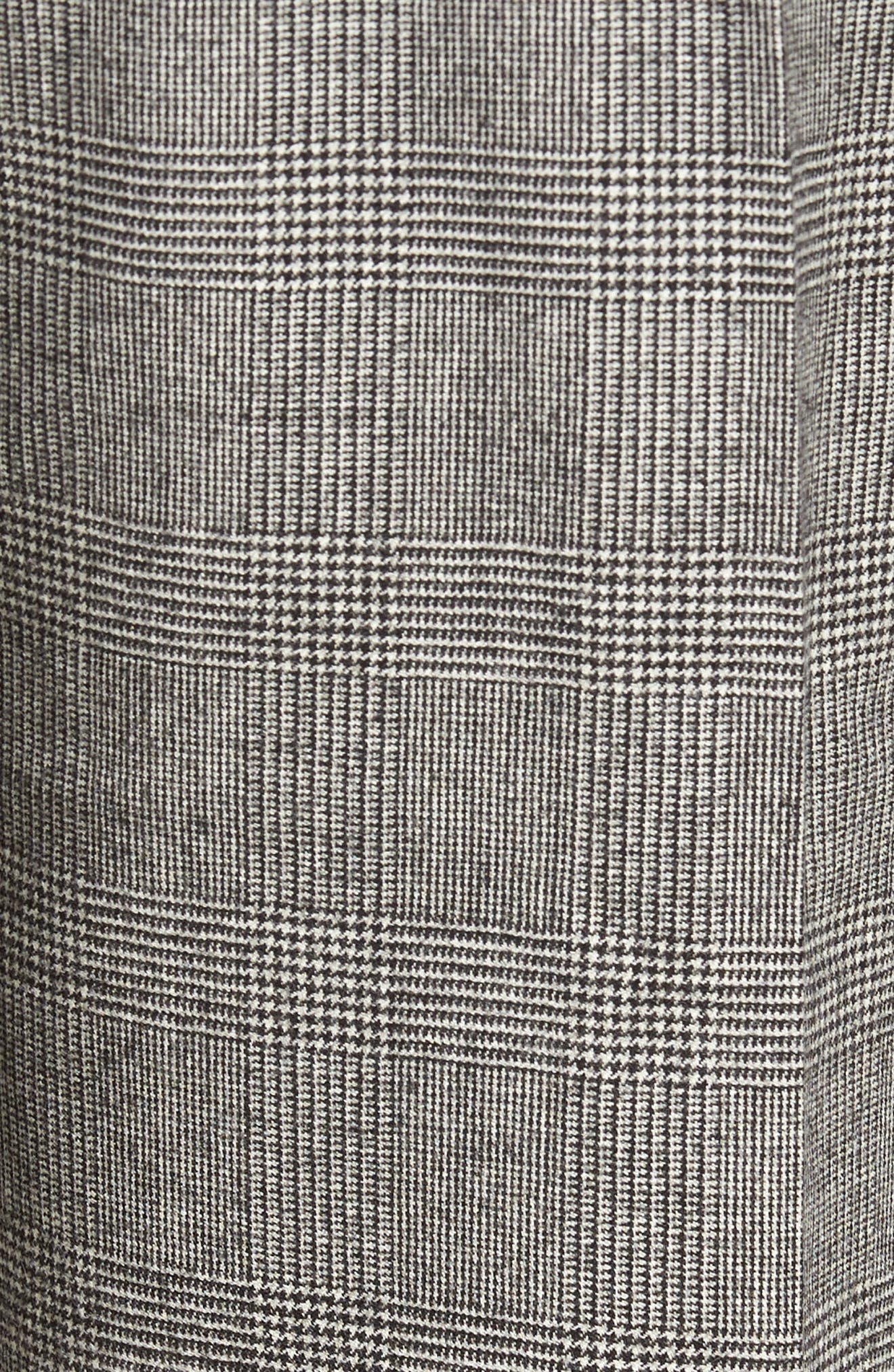Alternate Image 5  - Berle Pleated Stretch Plaid Wool Trousers