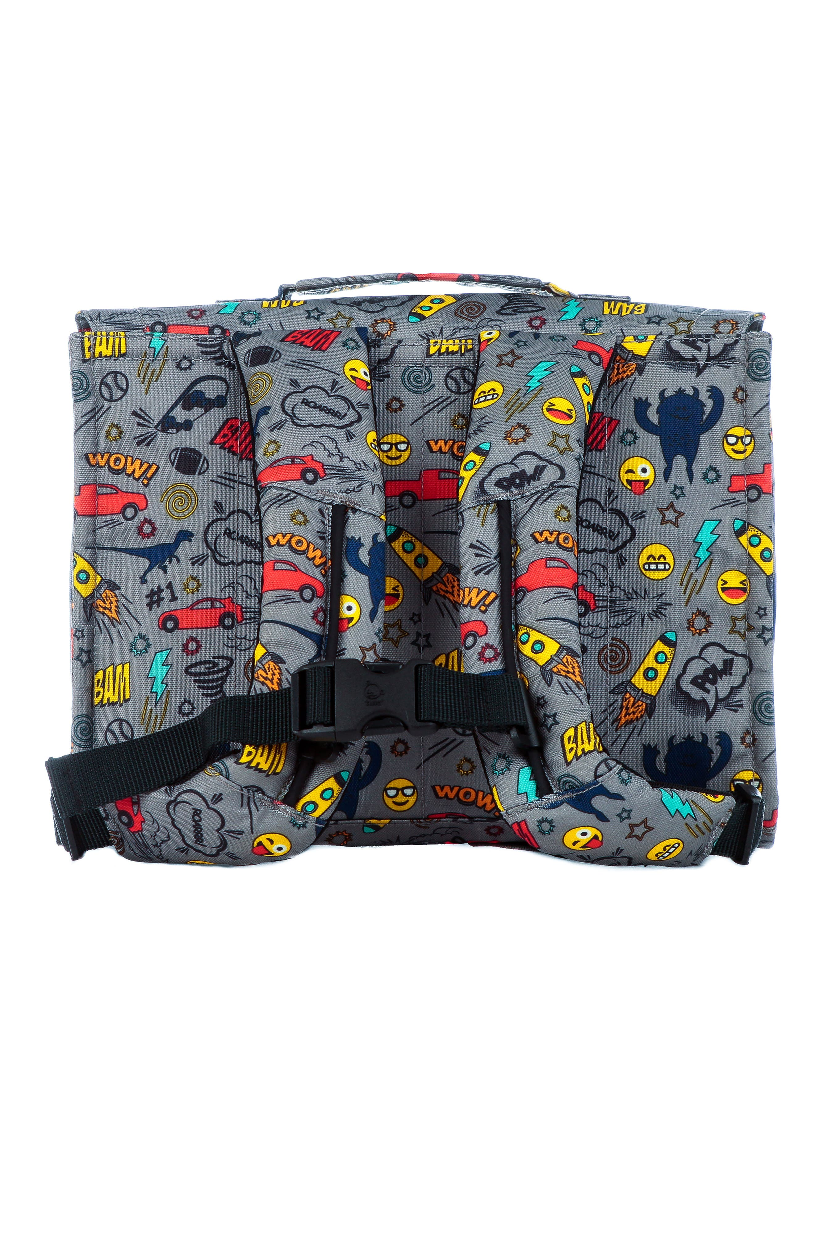 Alternate Image 3  - Baby Tula Stamps Backpack (Toddler)
