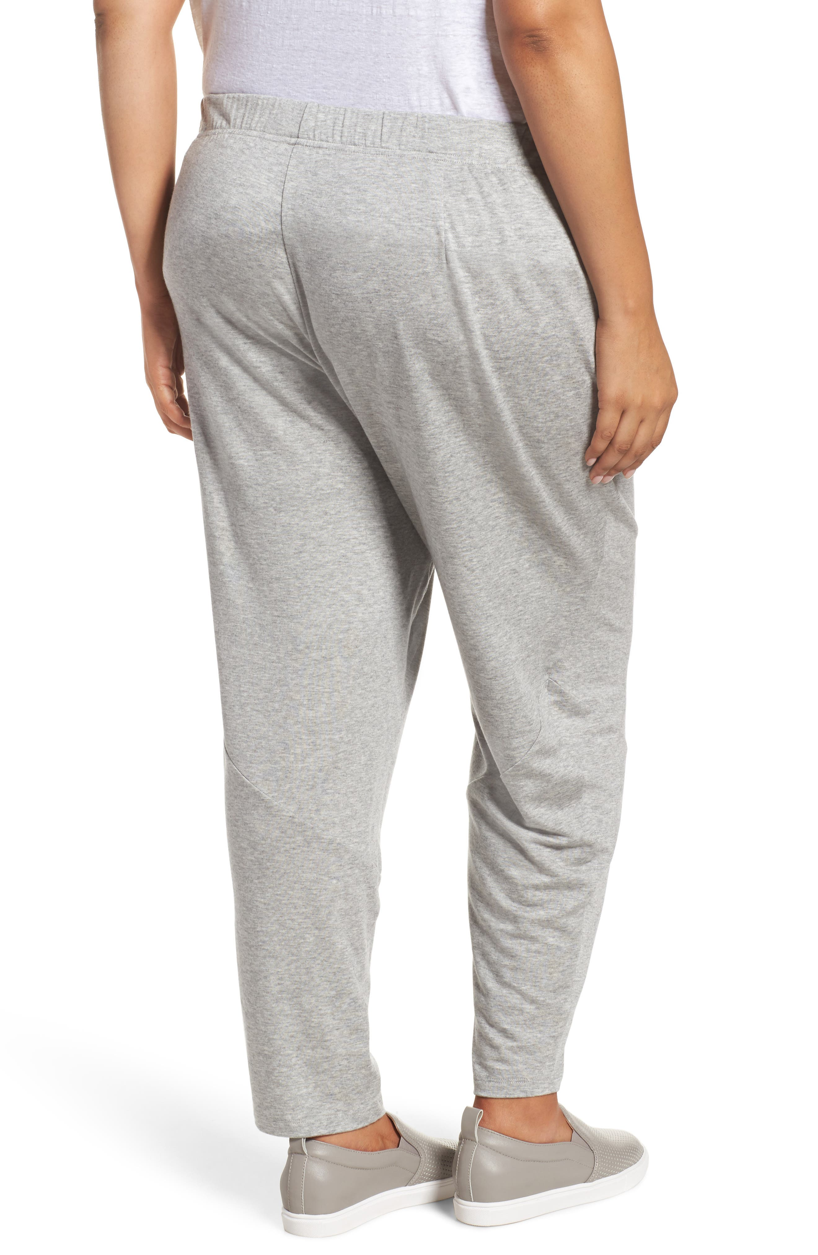 Slouchy Stretch Pants,                             Alternate thumbnail 2, color,                             Dark Pearl