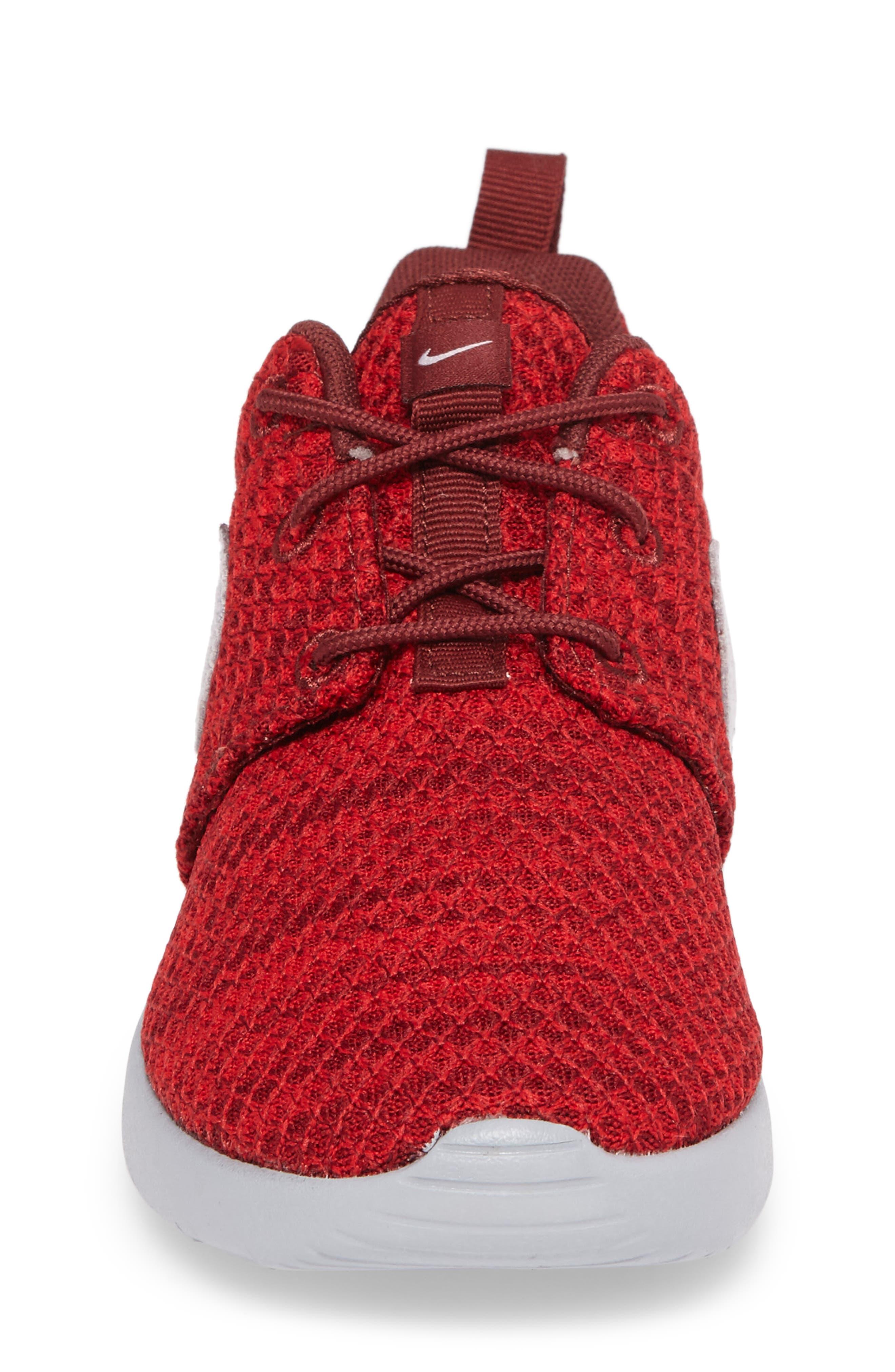 Alternate Image 4  - Nike Roshe Run Sneaker (Toddler & Little Kid)