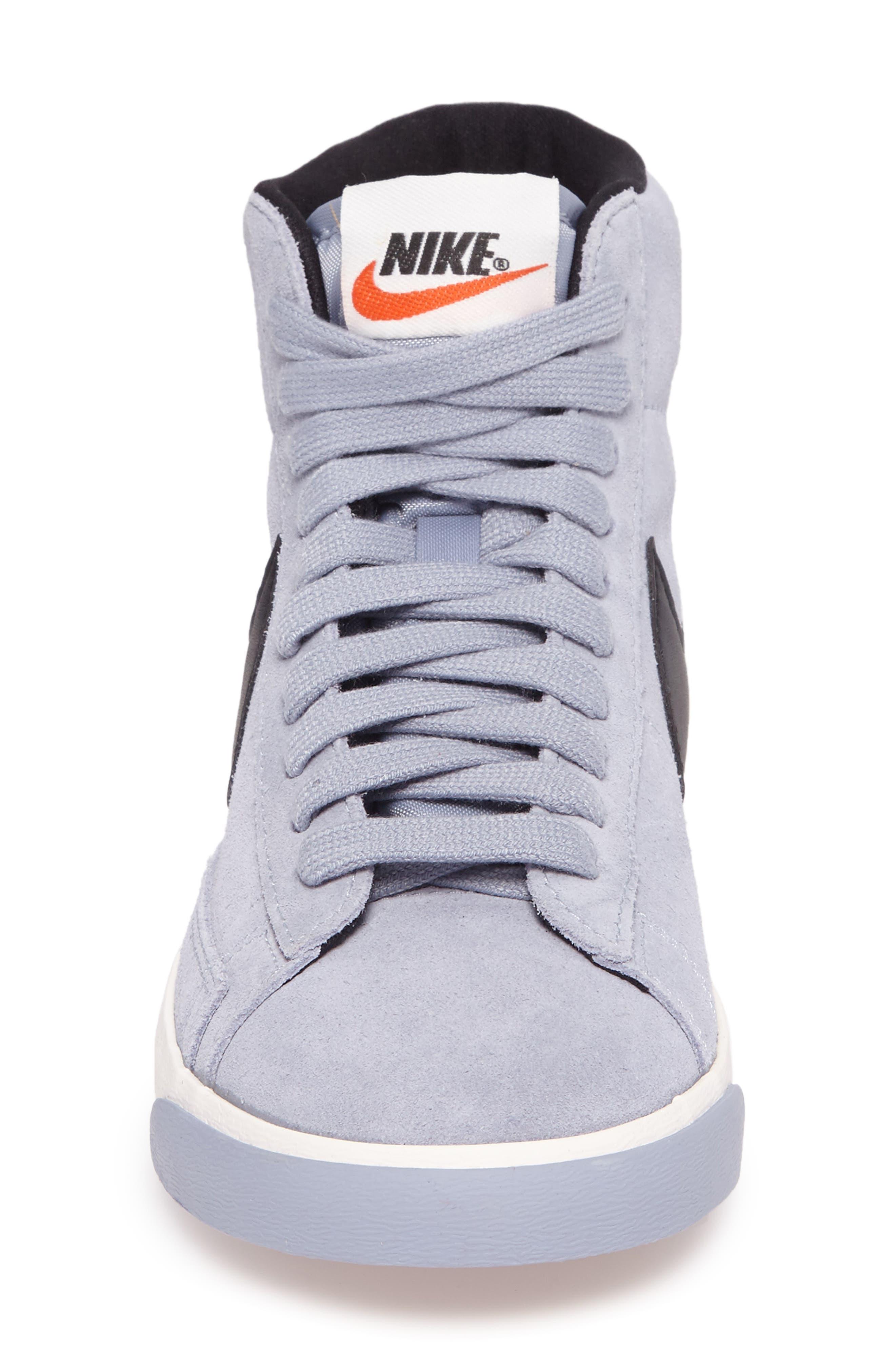 Alternate Image 4  - Nike Blazer Mid Vintage Sneakers (Women)