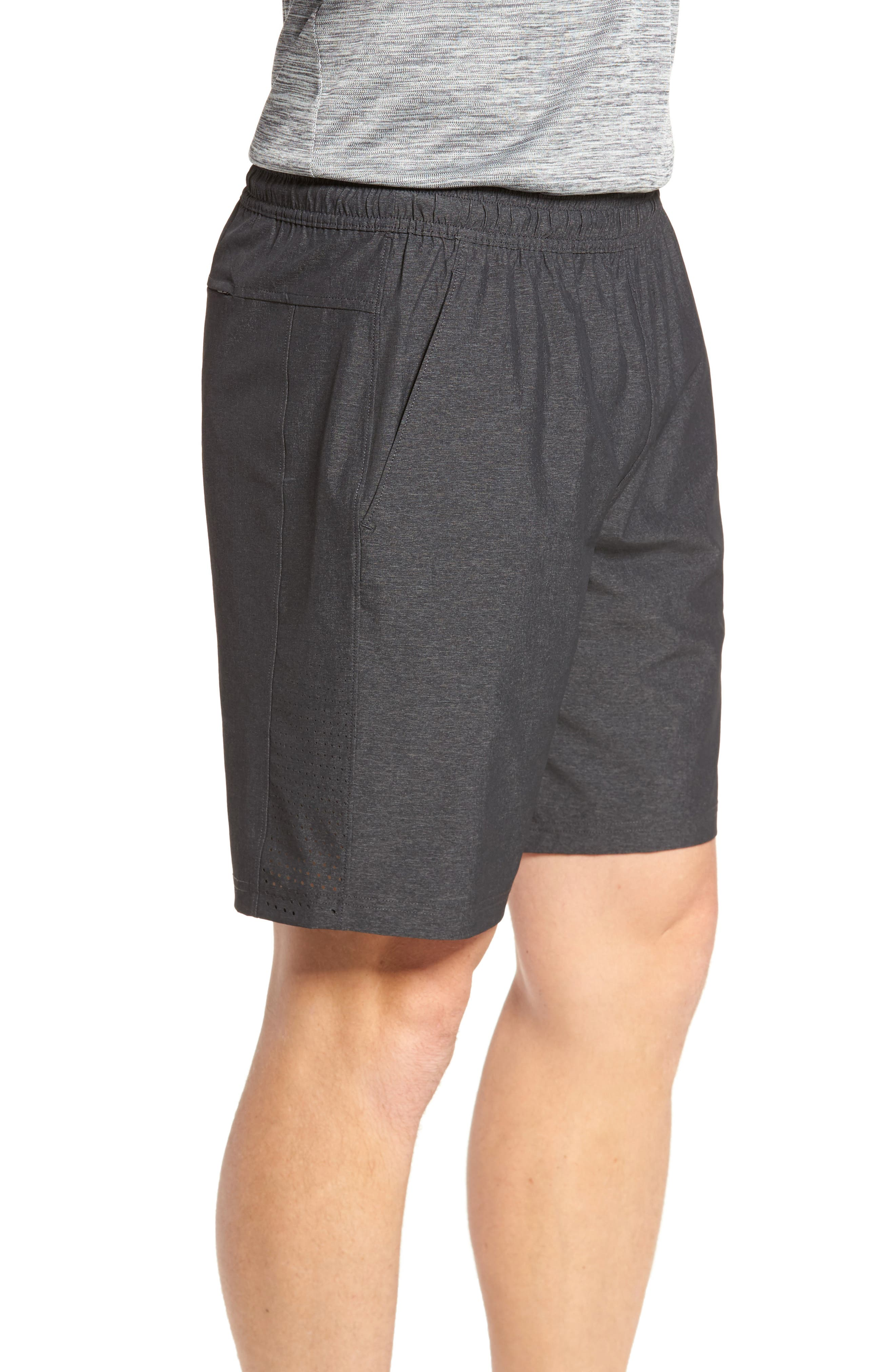 Alternate Image 3  - Zella Graphite Shorts