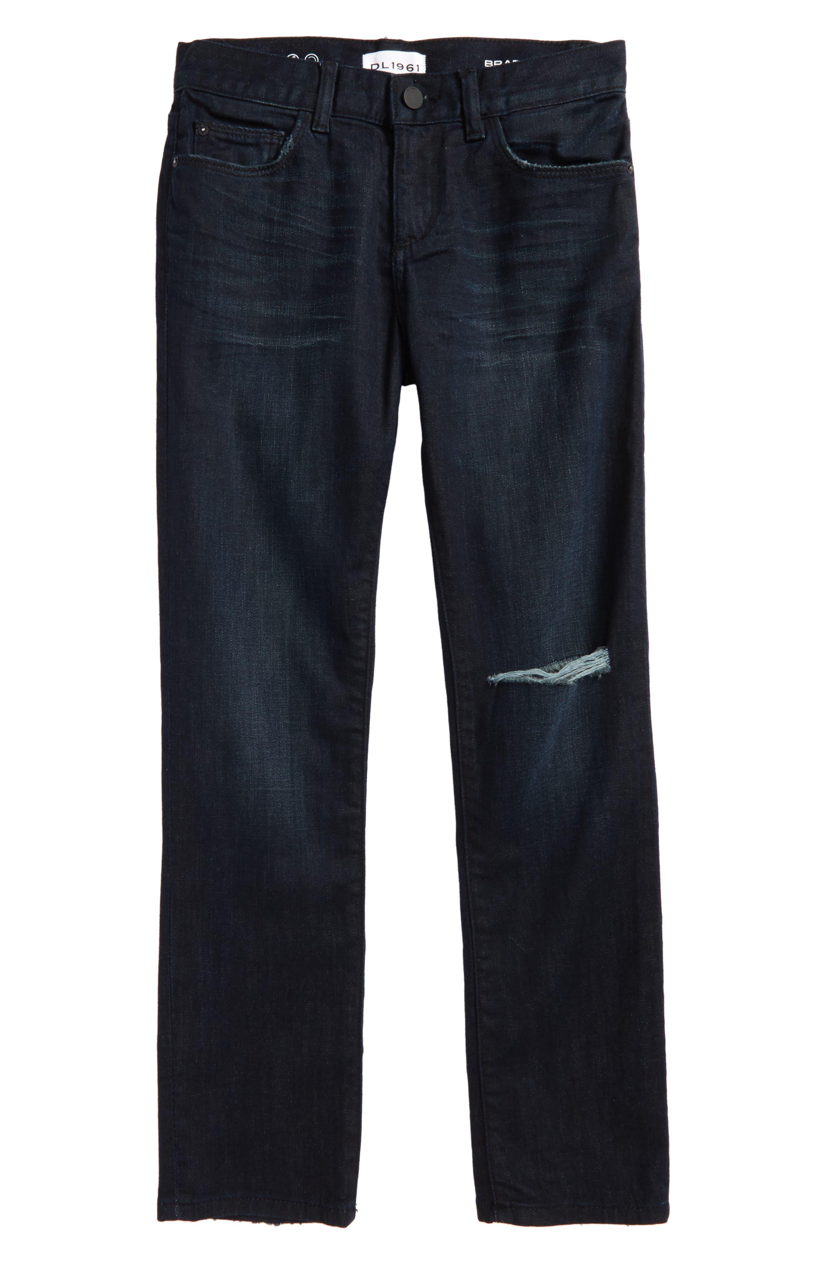 DL 1961 Brady Slim Fit Jeans (Big Boys)